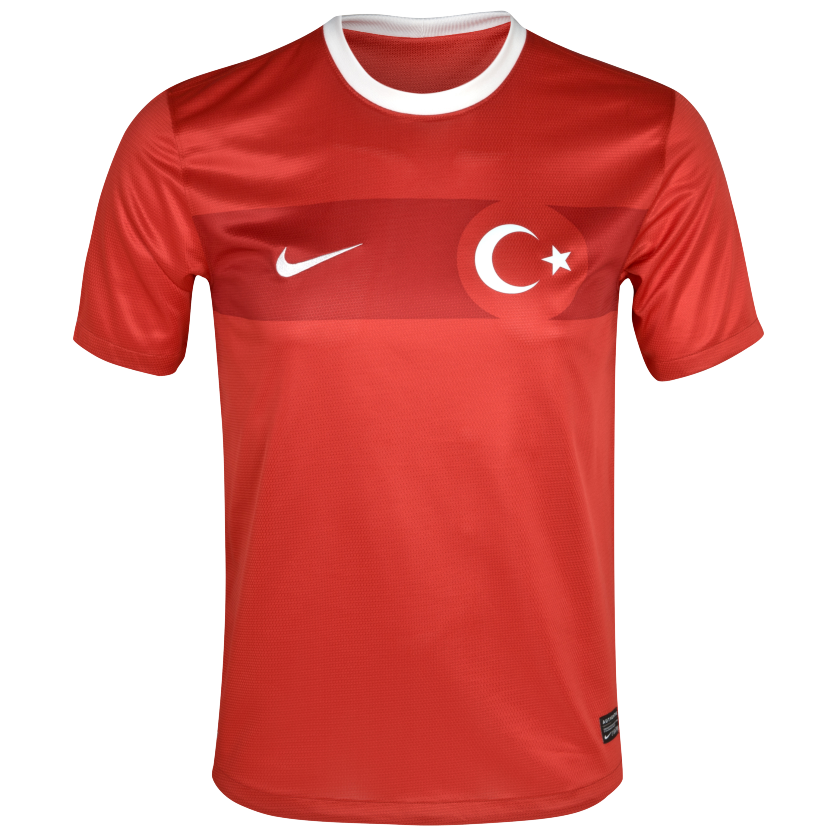 Turkey Home Shirt 2012/13