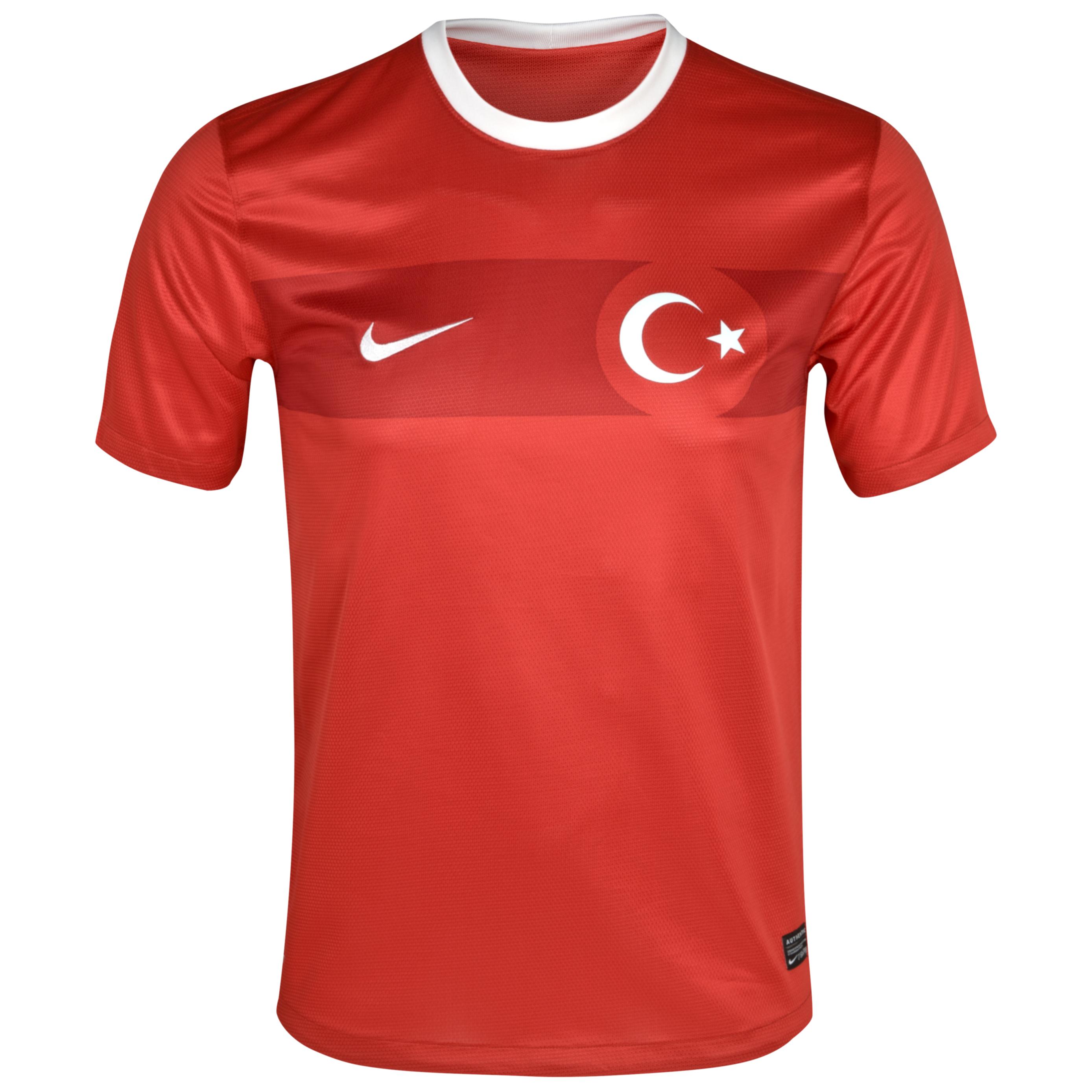 Turkey Home Shirt 2012/13