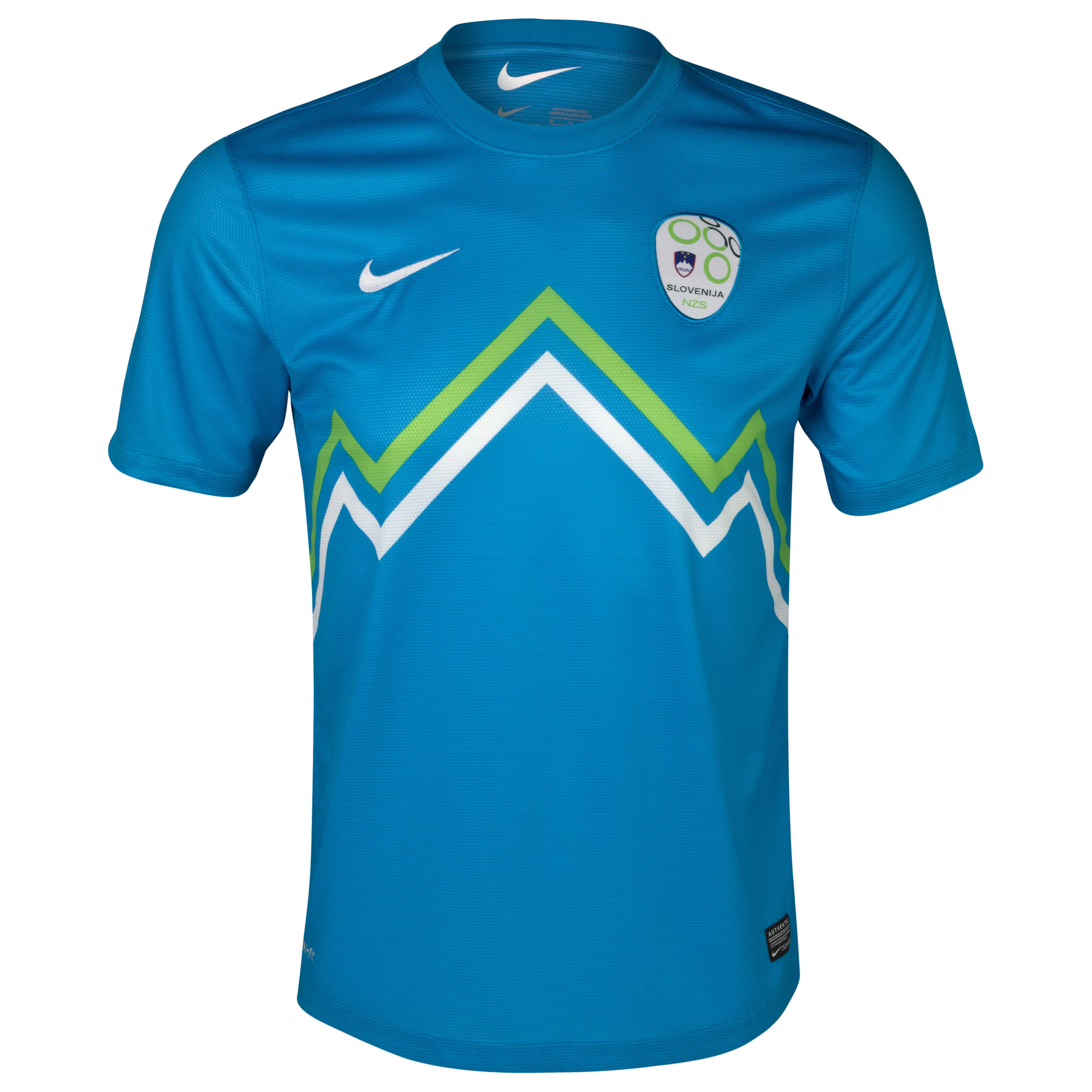 Slovenia Home Shirt 2012/13