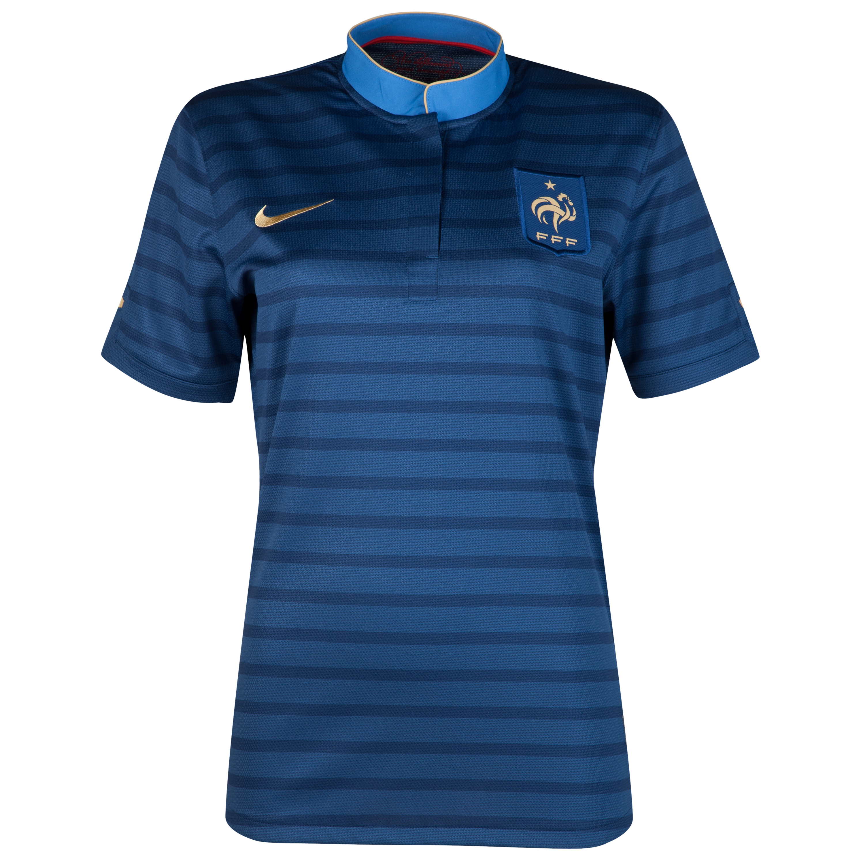 France Home Shirt 2012/13 - Womens