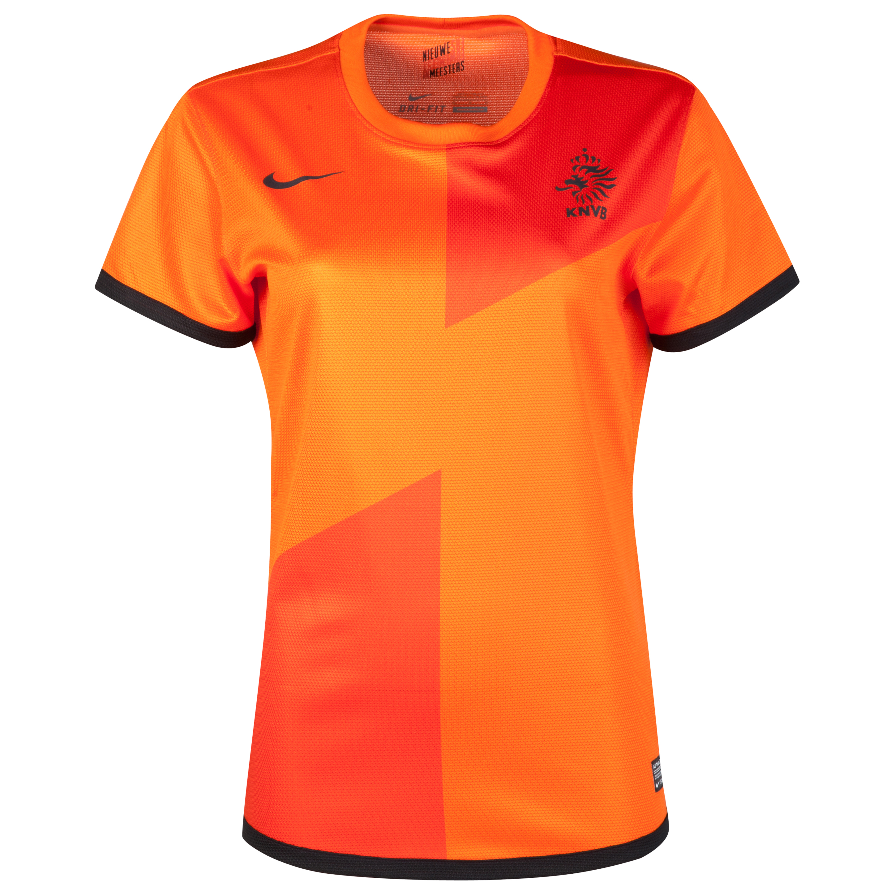 Netherlands Home Shirt 2012/13 Womens
