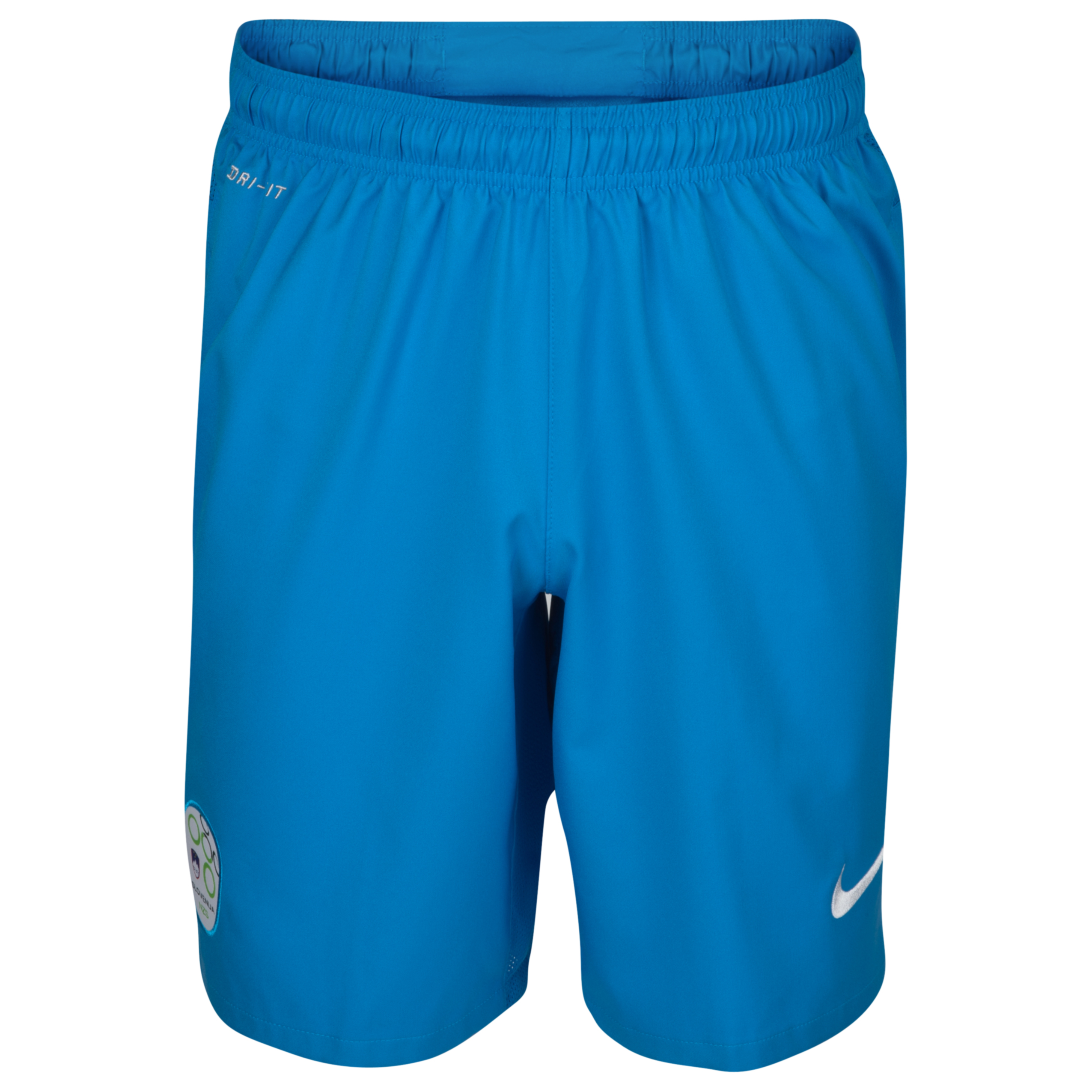 Slovenia Home Shorts 2012/13