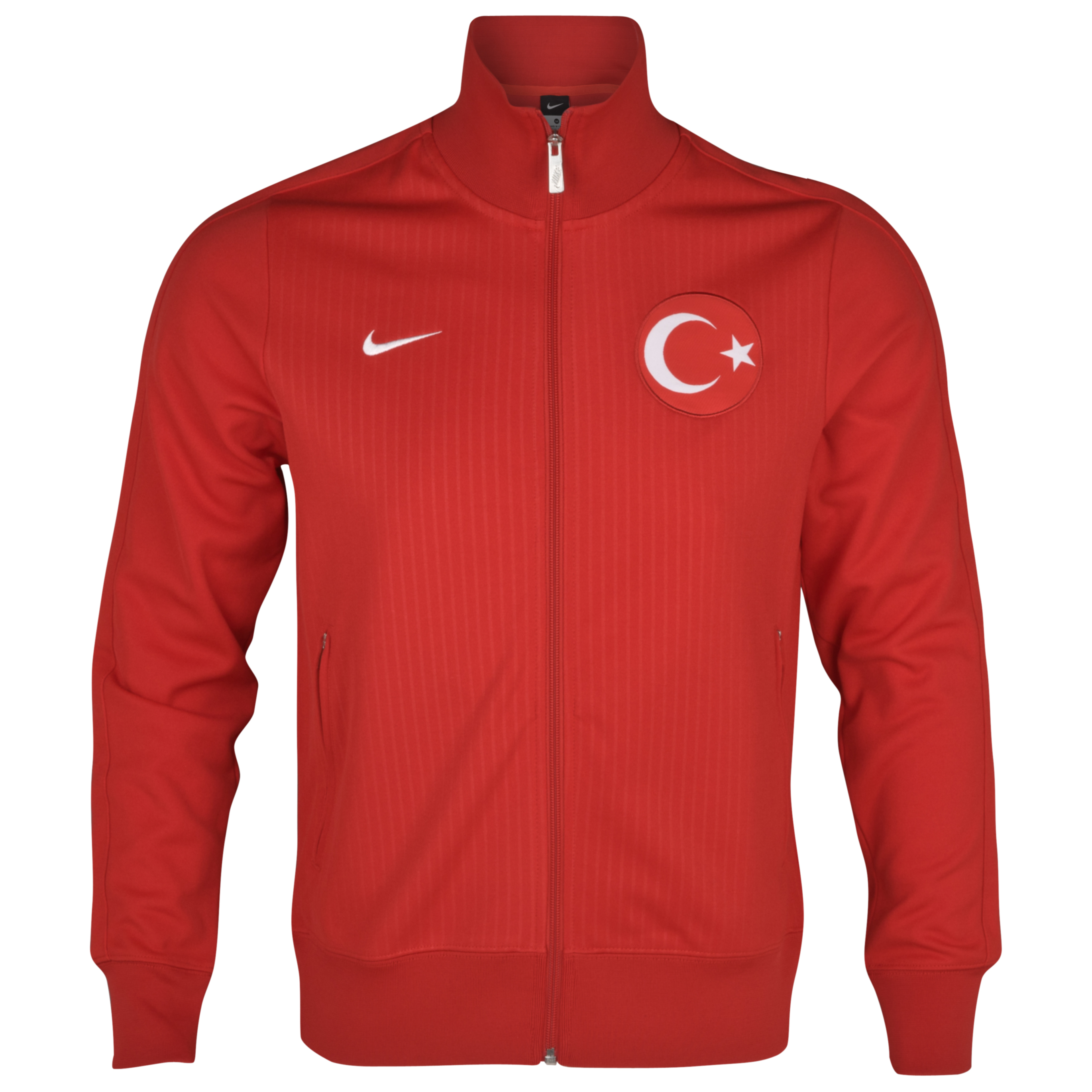 Turkey Authentic N98 Jacket - Sport Red/White