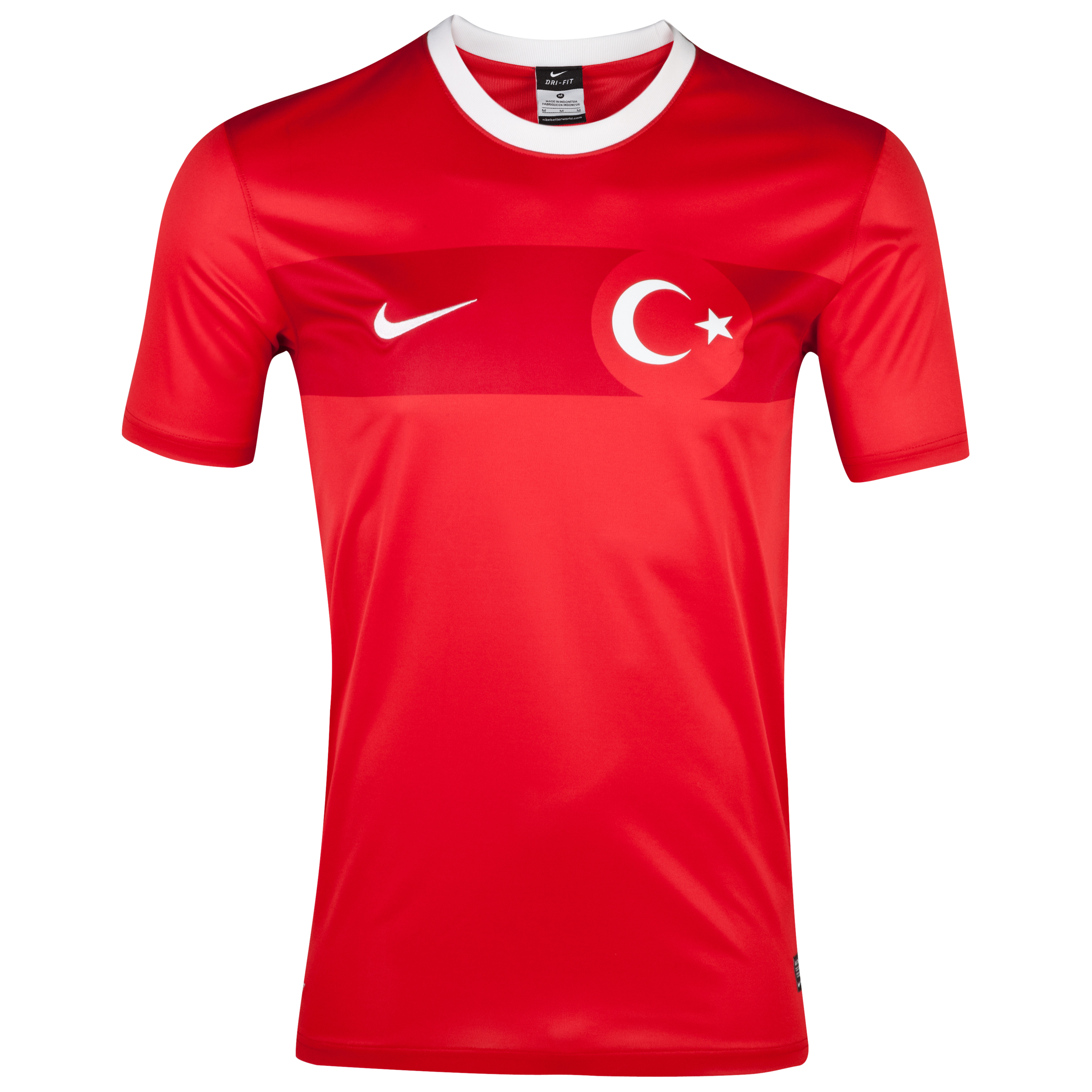 Turkey Home Stadium Shirt 2012/13 - Youths