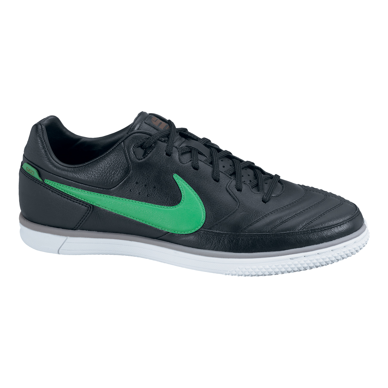 Nike 5 Streetgato Trainers - Black/Gym Green/Stealth