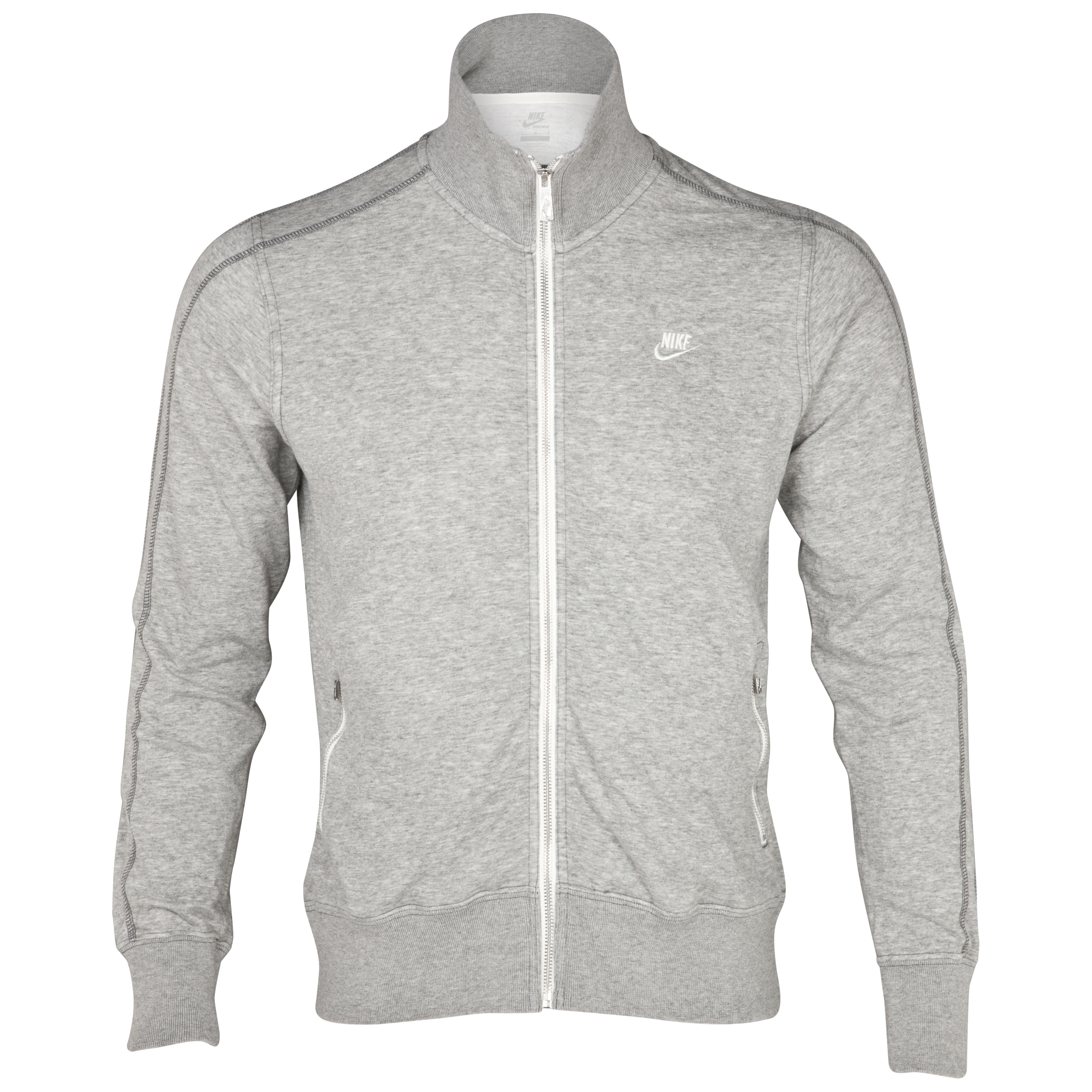 Nike N98 Jacket - Dark Grey Heather/Sail