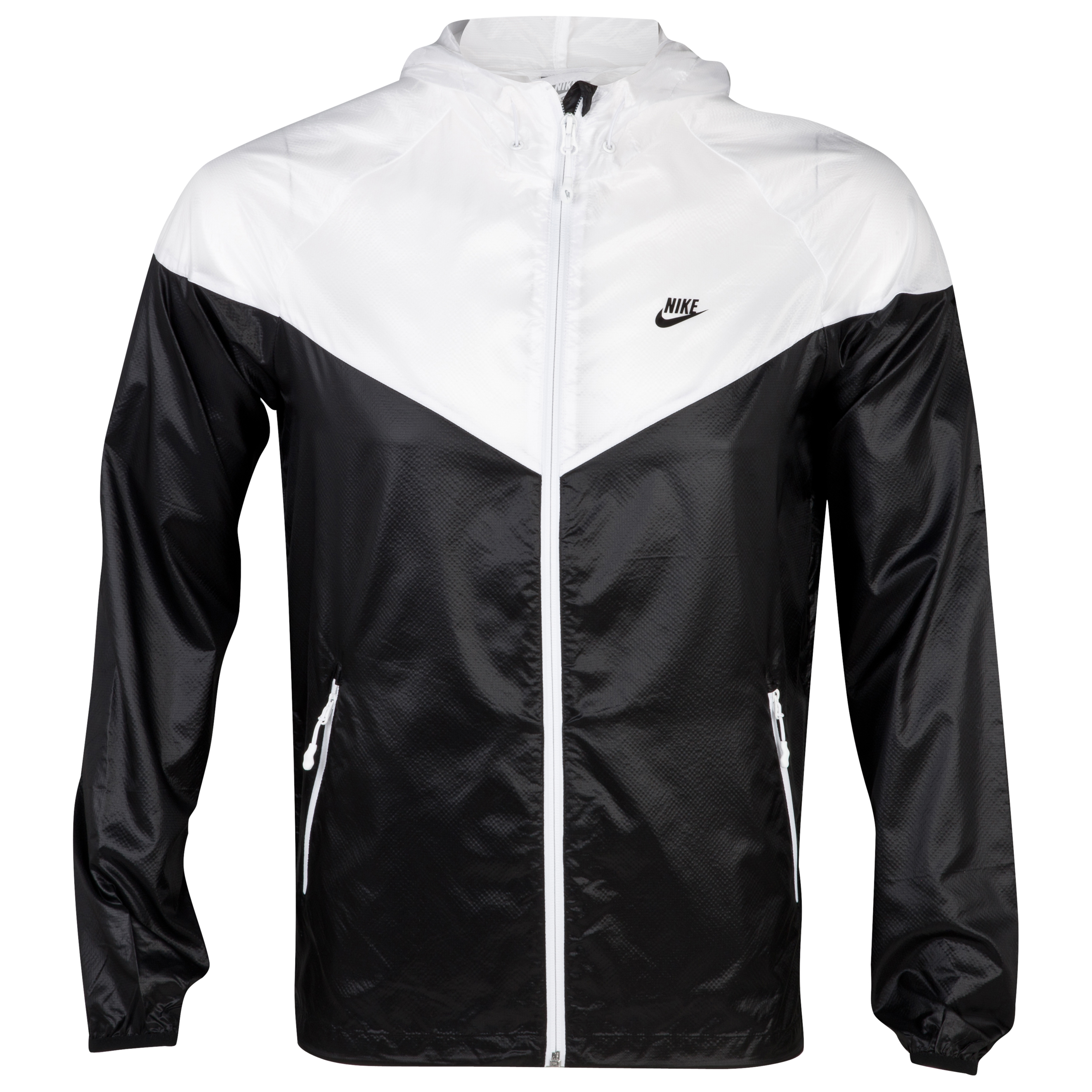 Nike Summerized Windrunner - Black/White