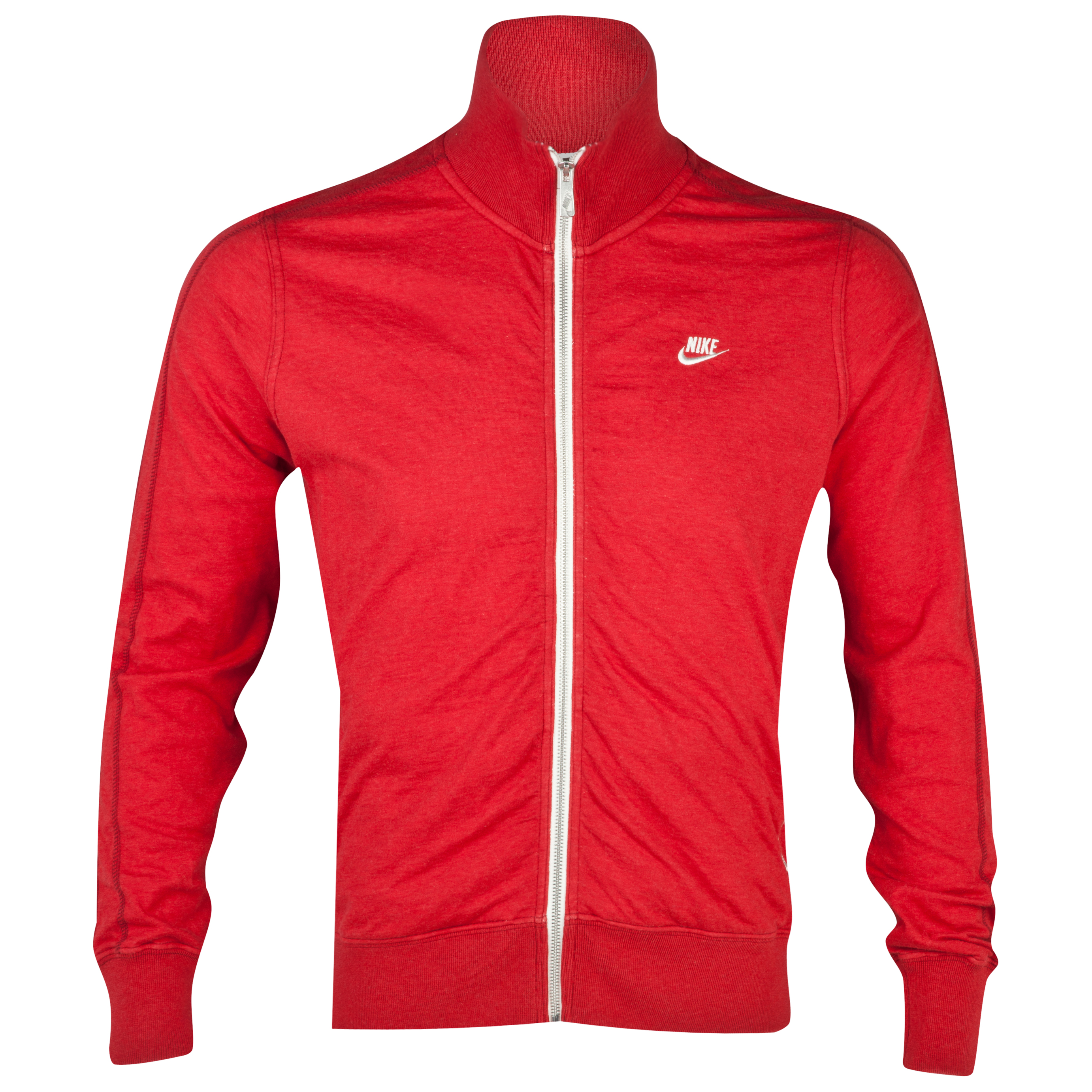 Nike N98 Jacket - Sport Red Heather/Sail