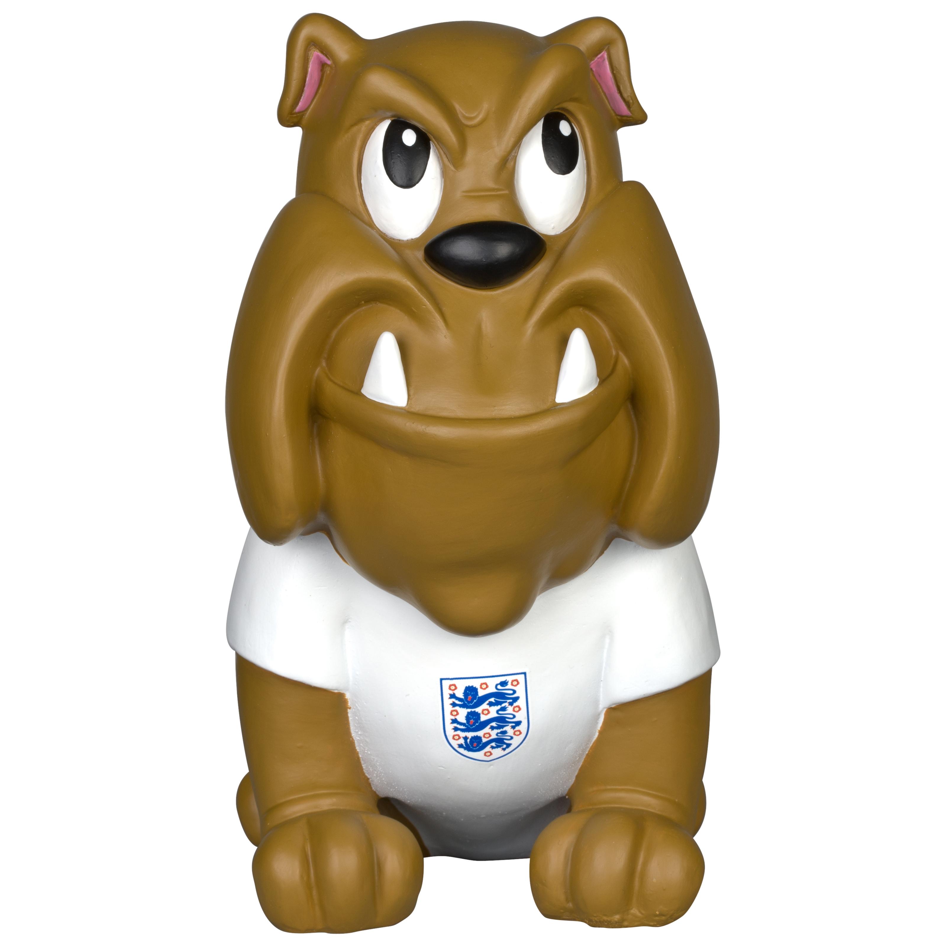 England FA Bulldog Gnome