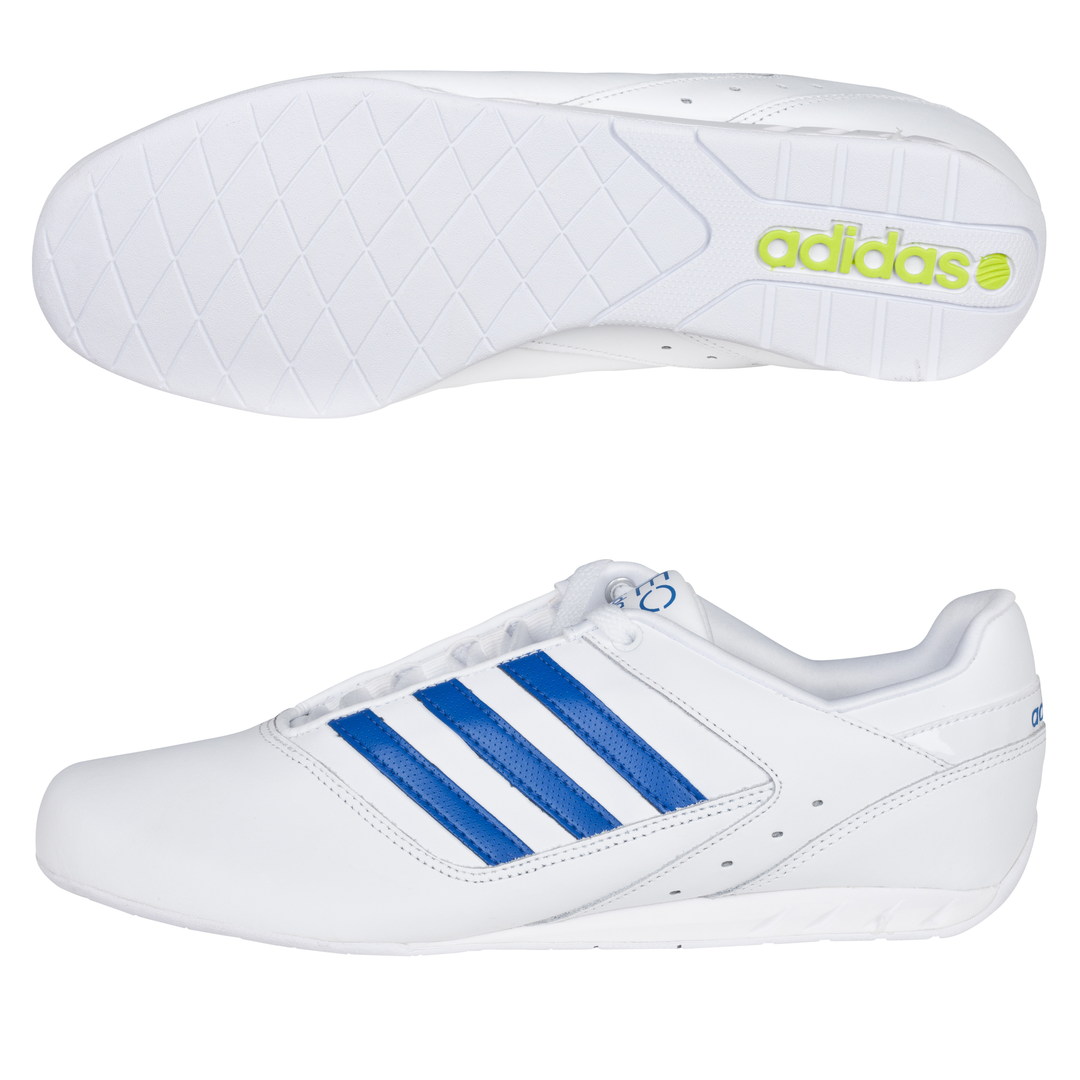 adidas Ralley Lo Trainers - Running White Ftw / Satellite / Satellite