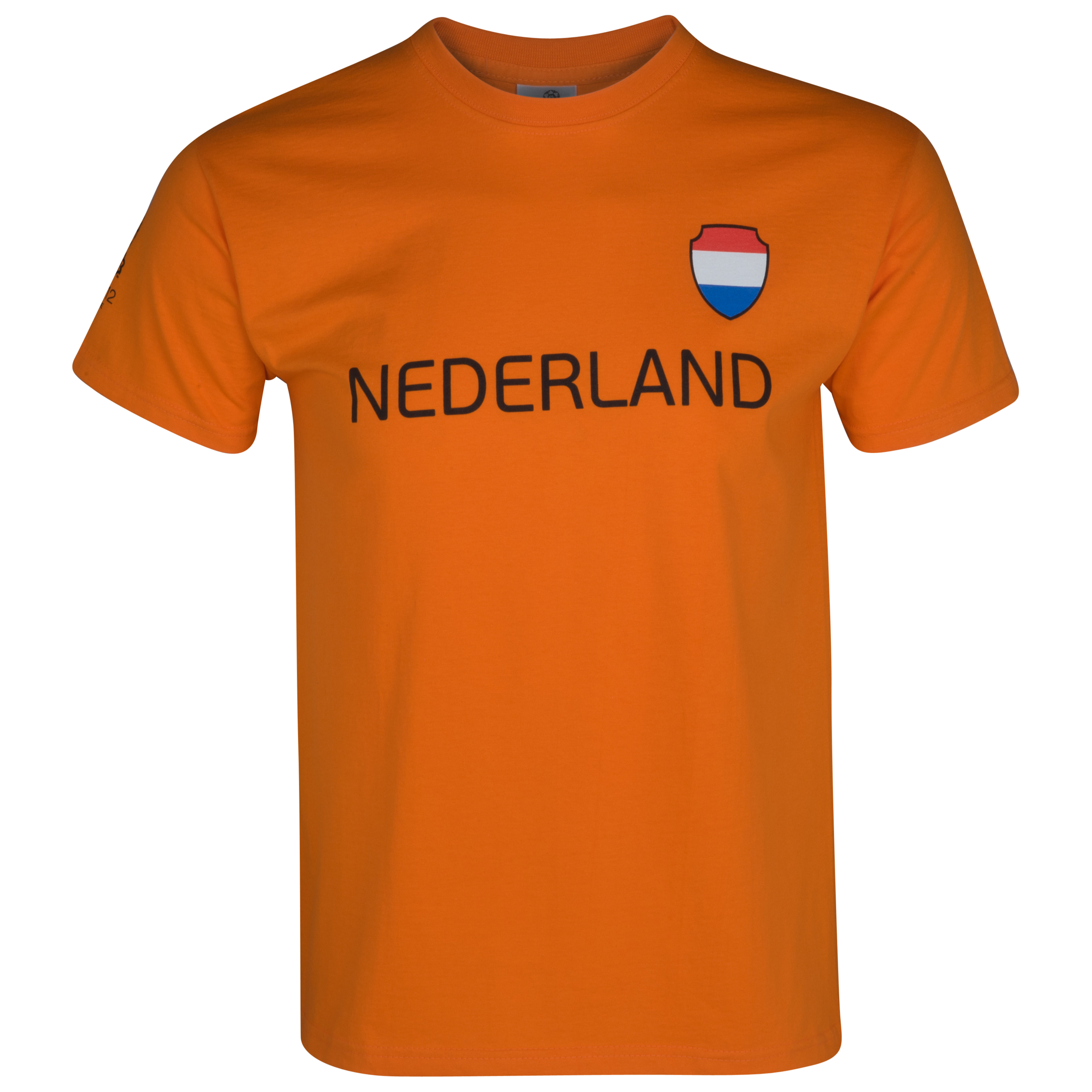 Euro 2012 Holland T-Shirt - Orange/Black