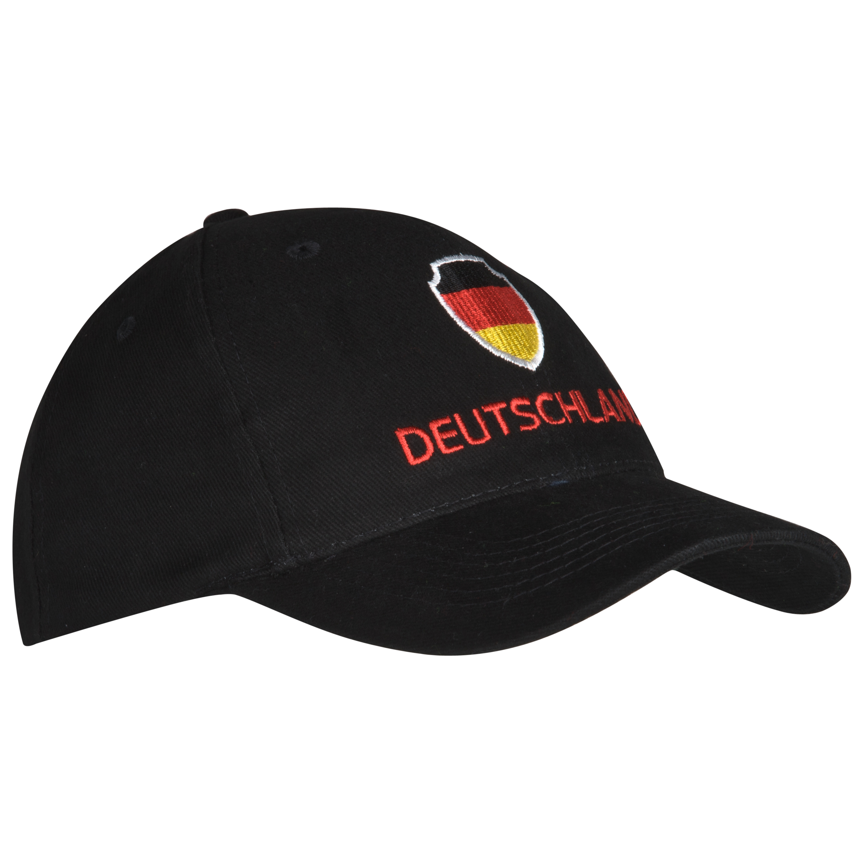 Euro 2012 Germany Cap - Black/Gold/Red/White