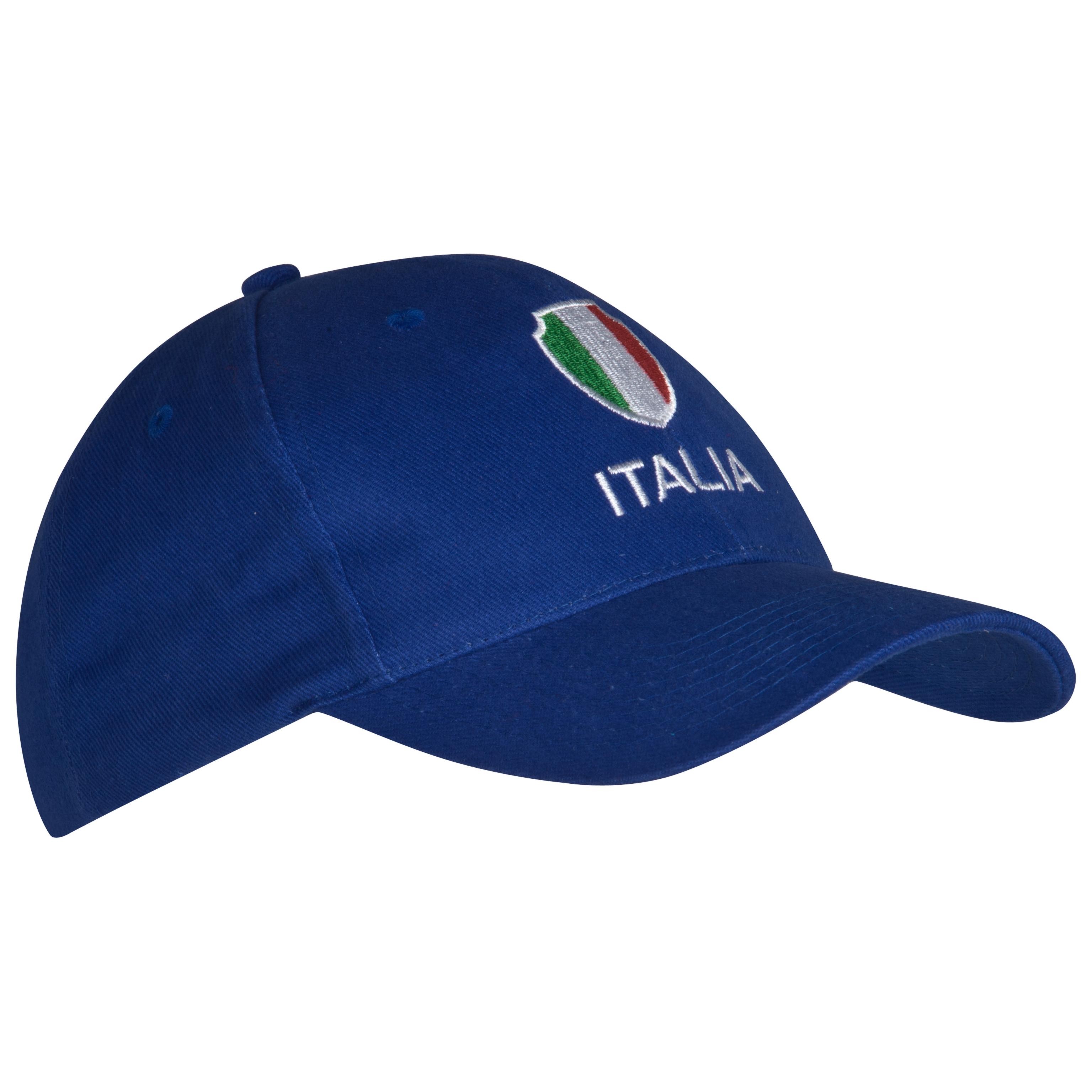 Euro 2012 Italy Cap - Blue/White/Green