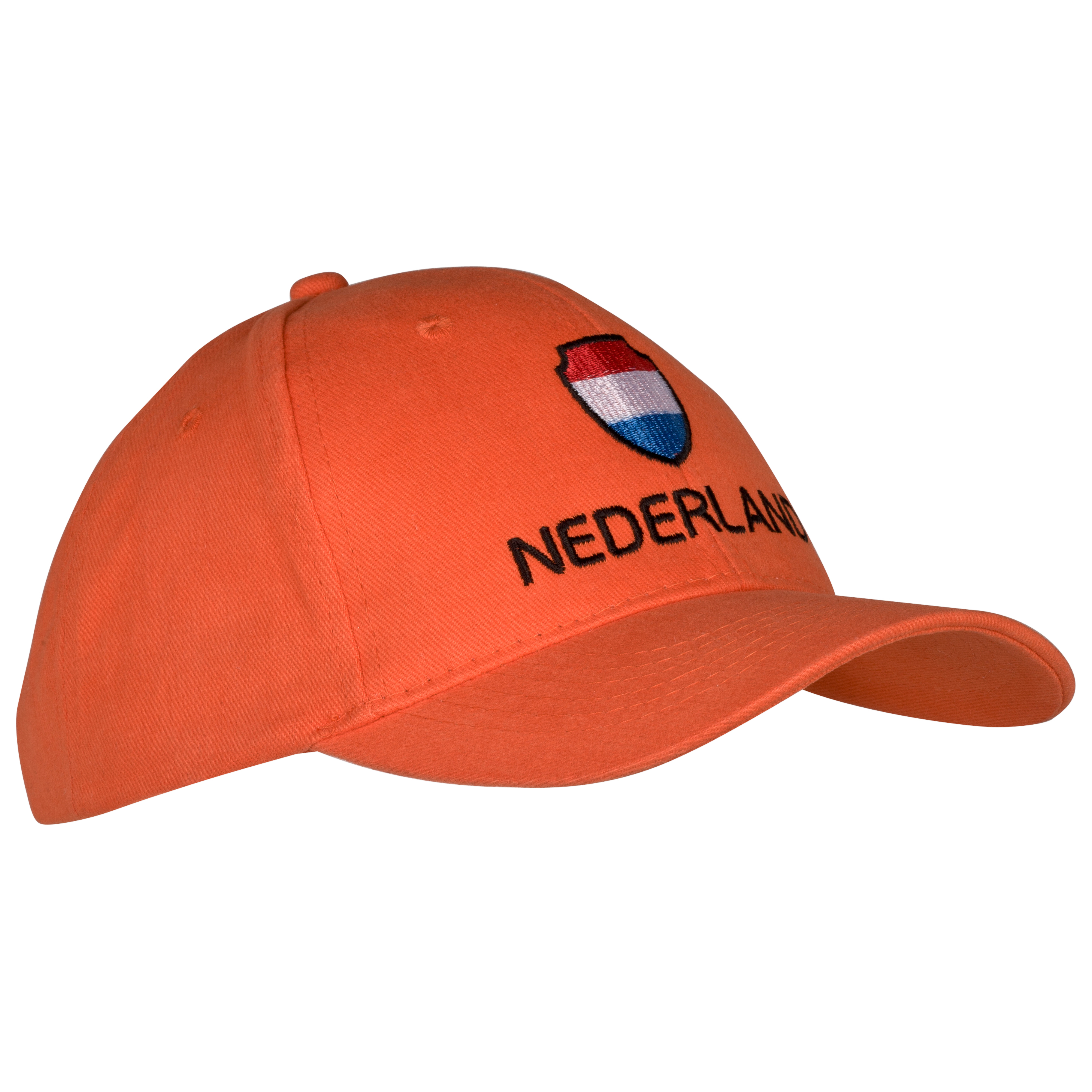 Holland Cap - Orange/Black