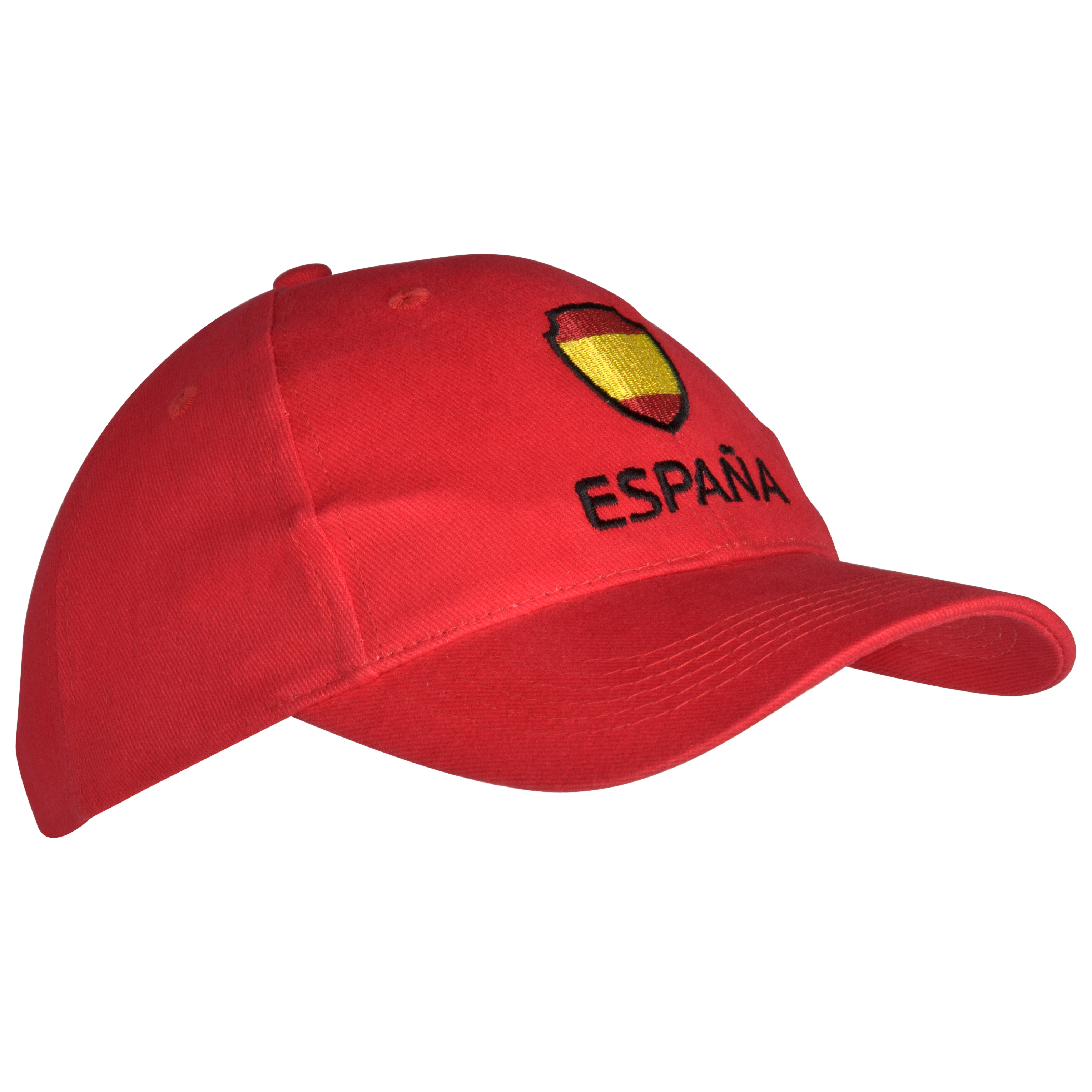 Euro 2012 Spain Cap - Red/Blue