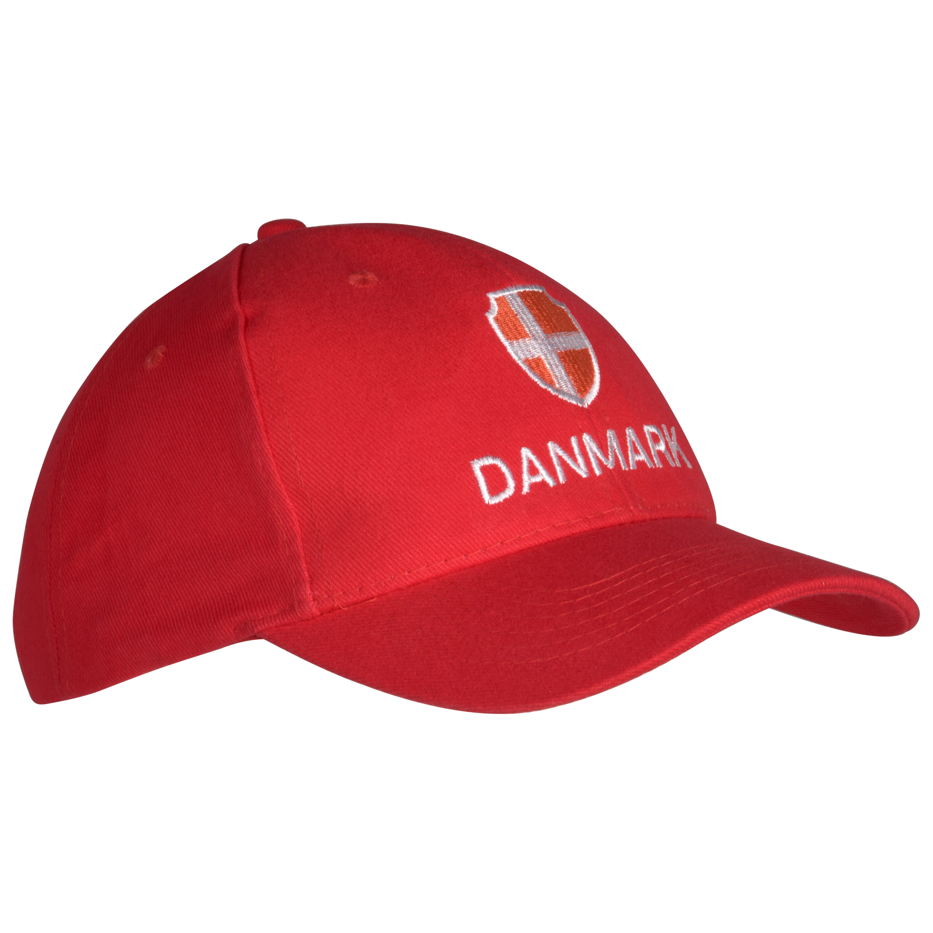 Denmark Cap - Red/White