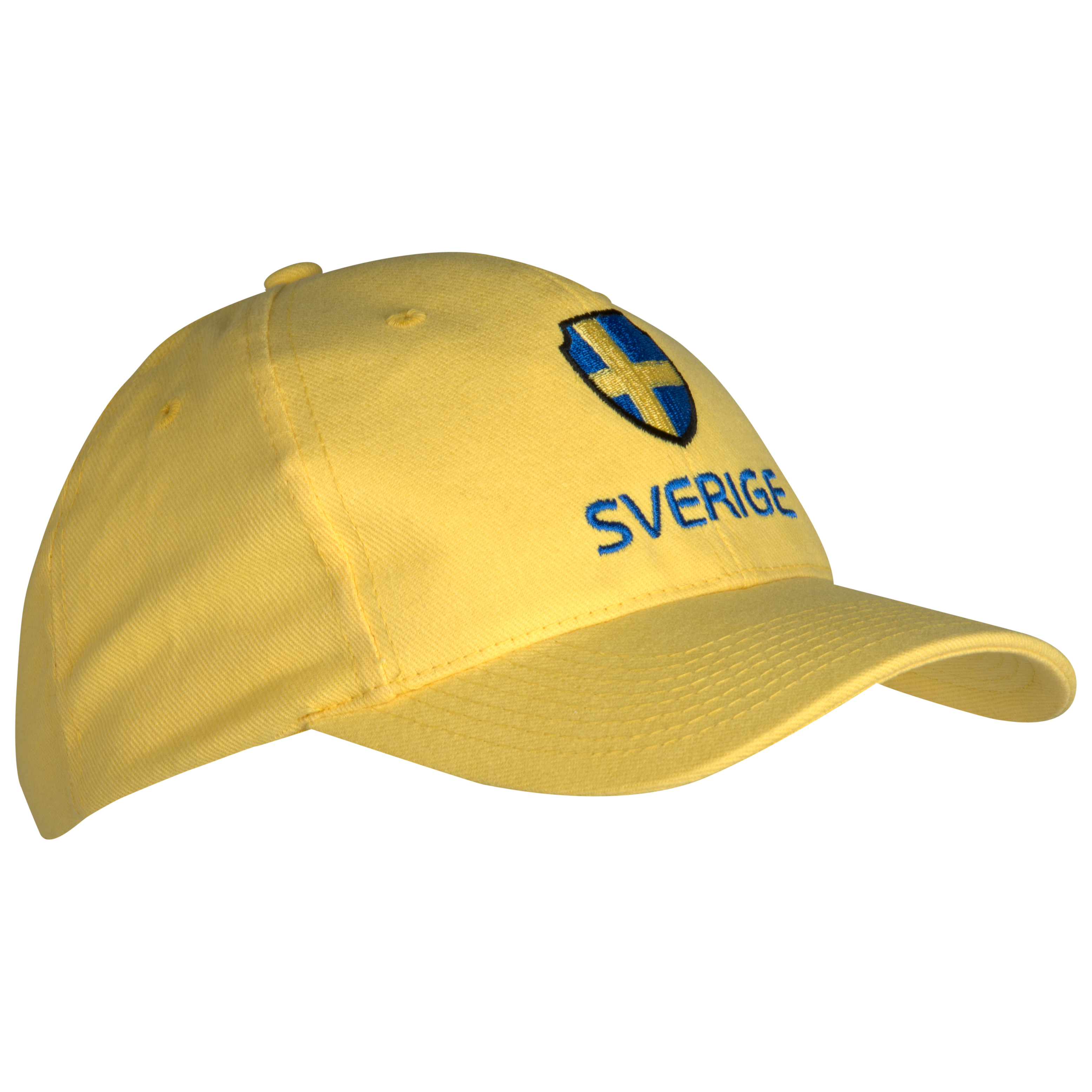 Sweden Cap - Yellow/Blue