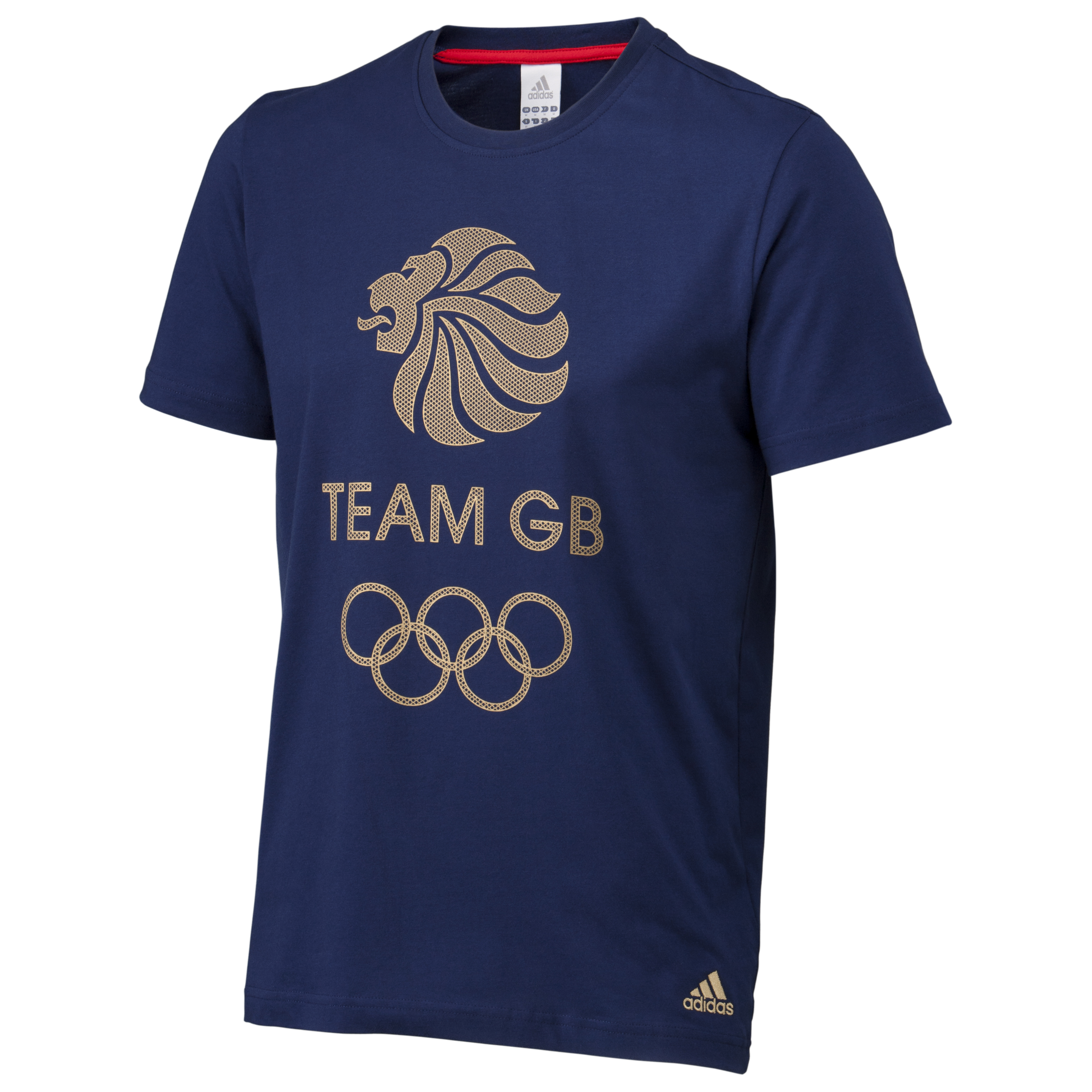 adidas Team GB Logo T-Shirt - New Navy