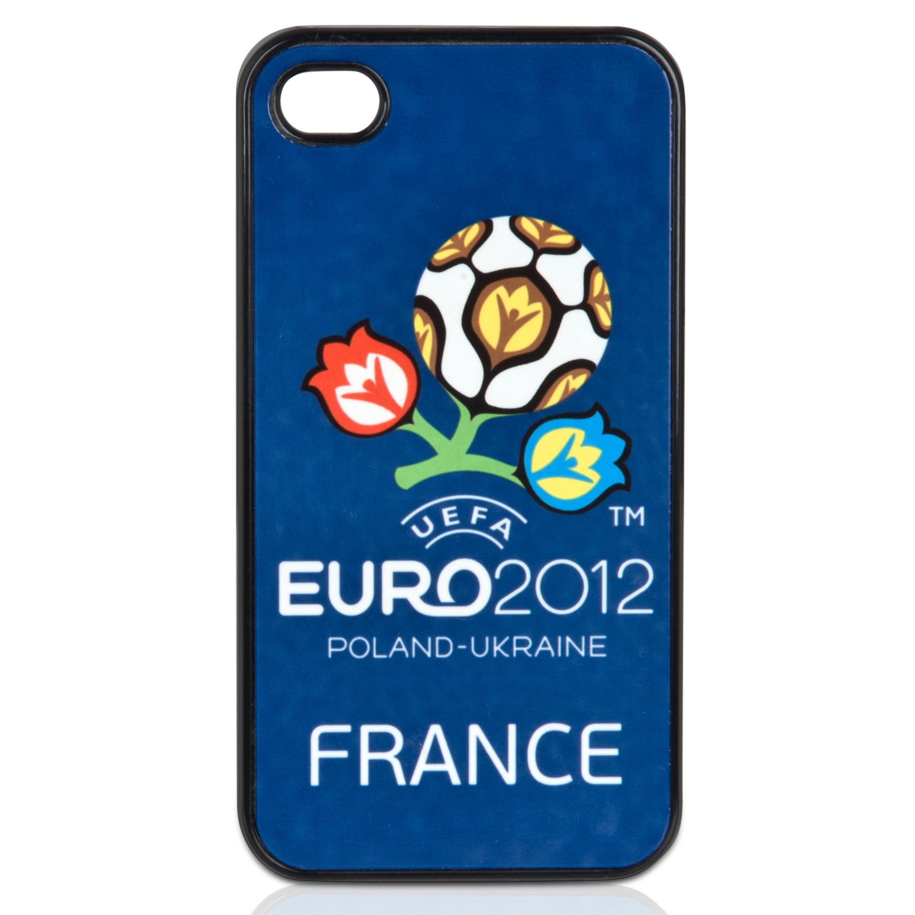 EURO 2012 Country Iphone 4 Cover - France