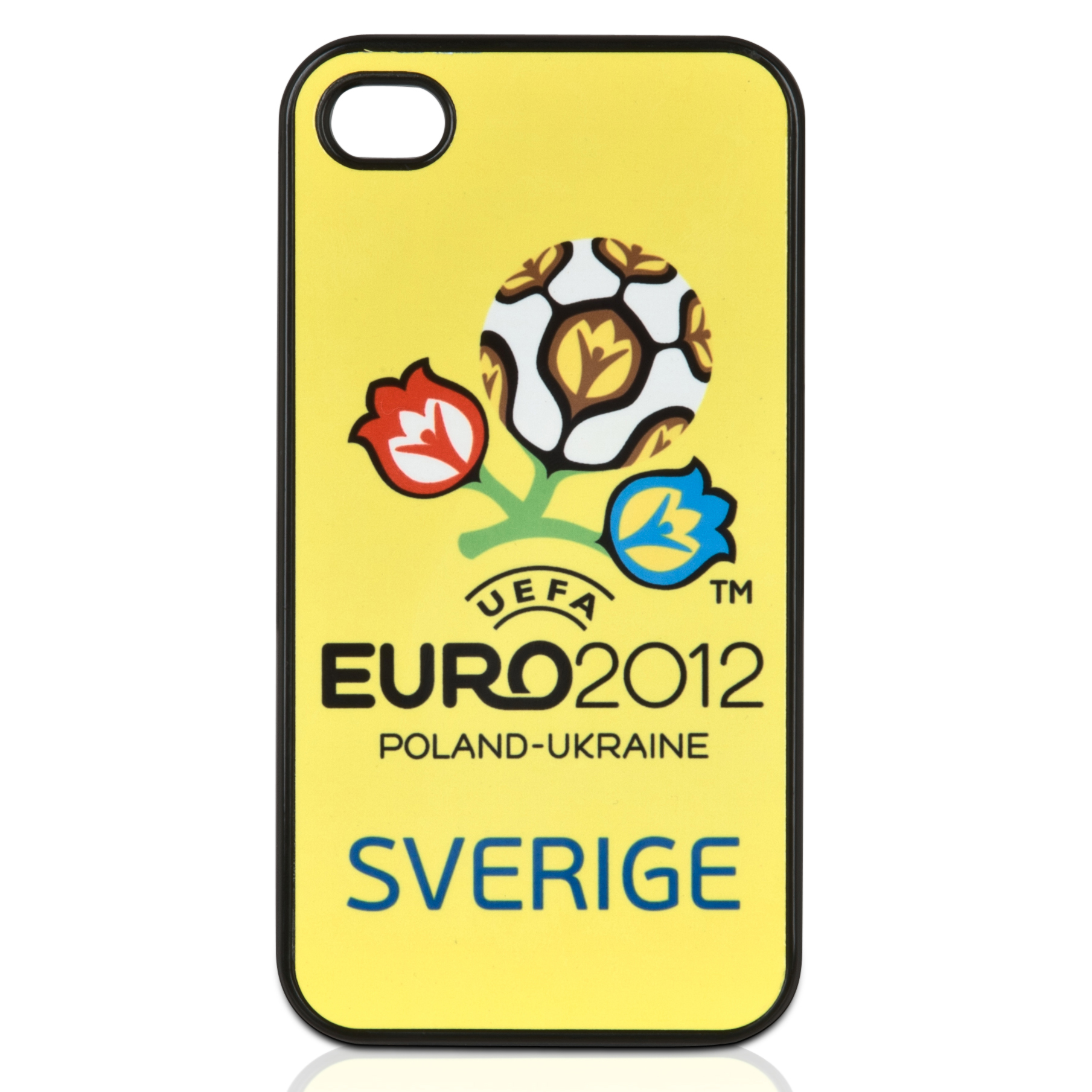 EURO 2012 Country Iphone 4 Cover - Sweden