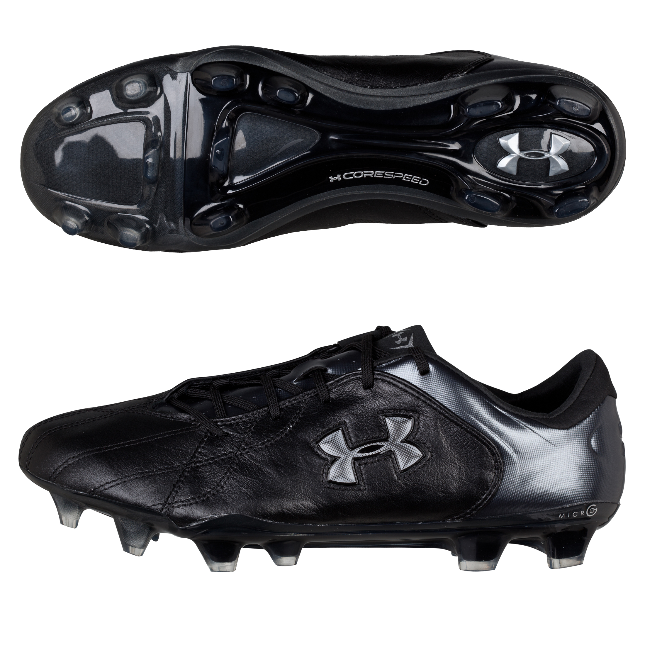 Under Armour Hydrastrike Pro II Firm Ground Football Boots - Black