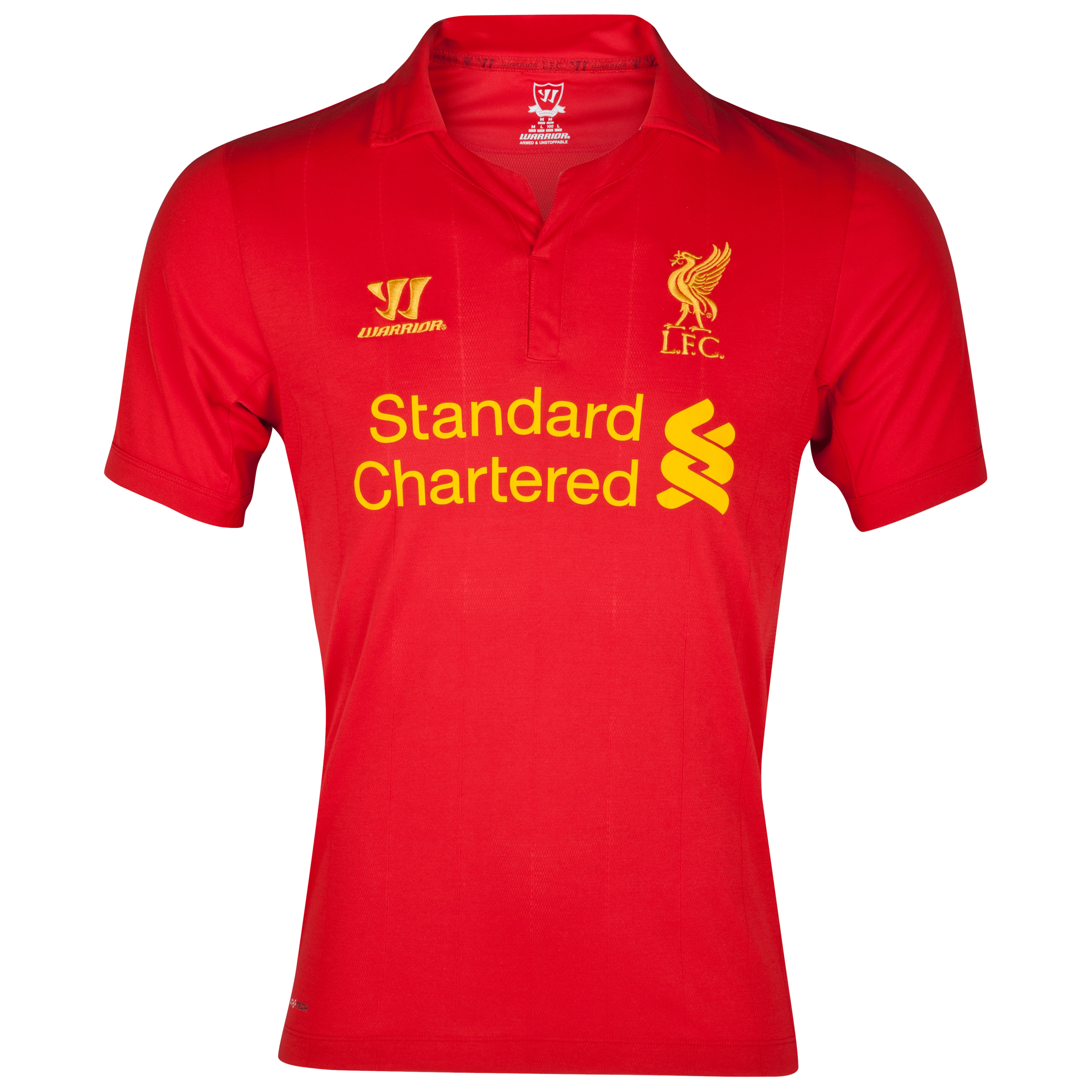 Liverpool Home Shirt 2012/13
