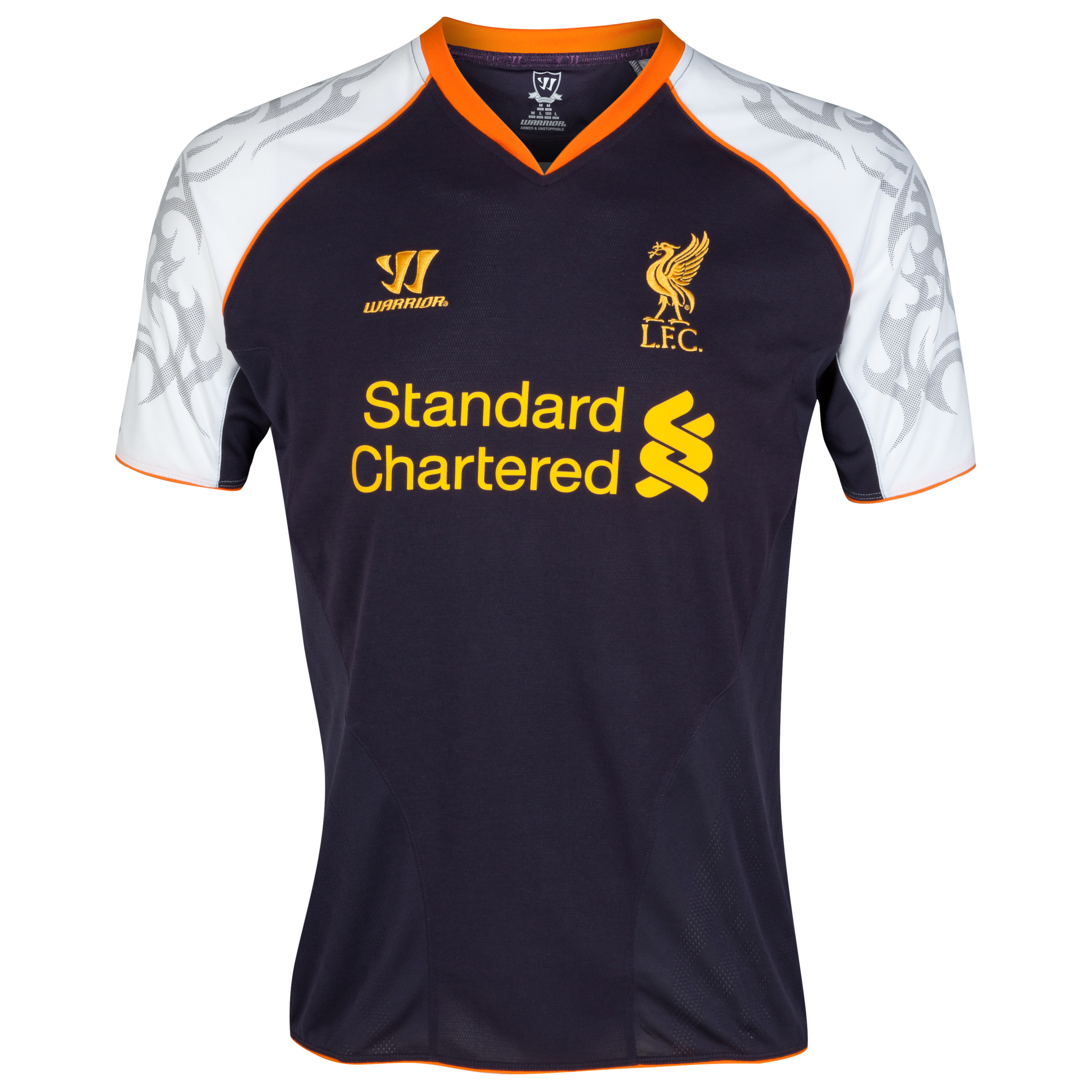 Liverpool Third Shirt 2012/13