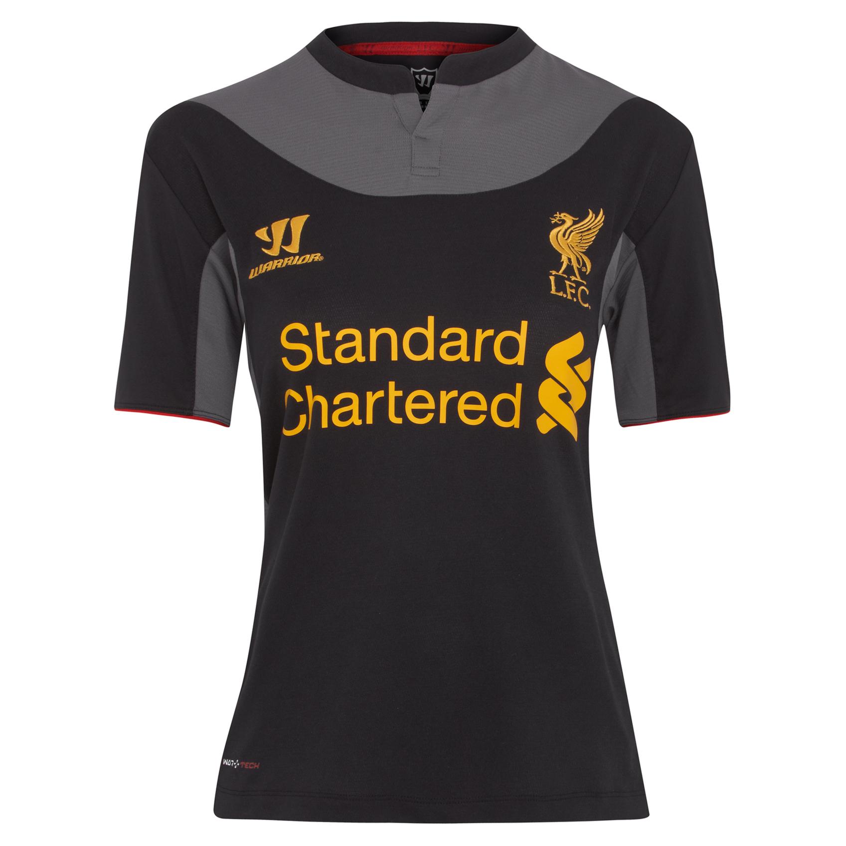 Liverpool Away Shirt 2012/13 - Womens