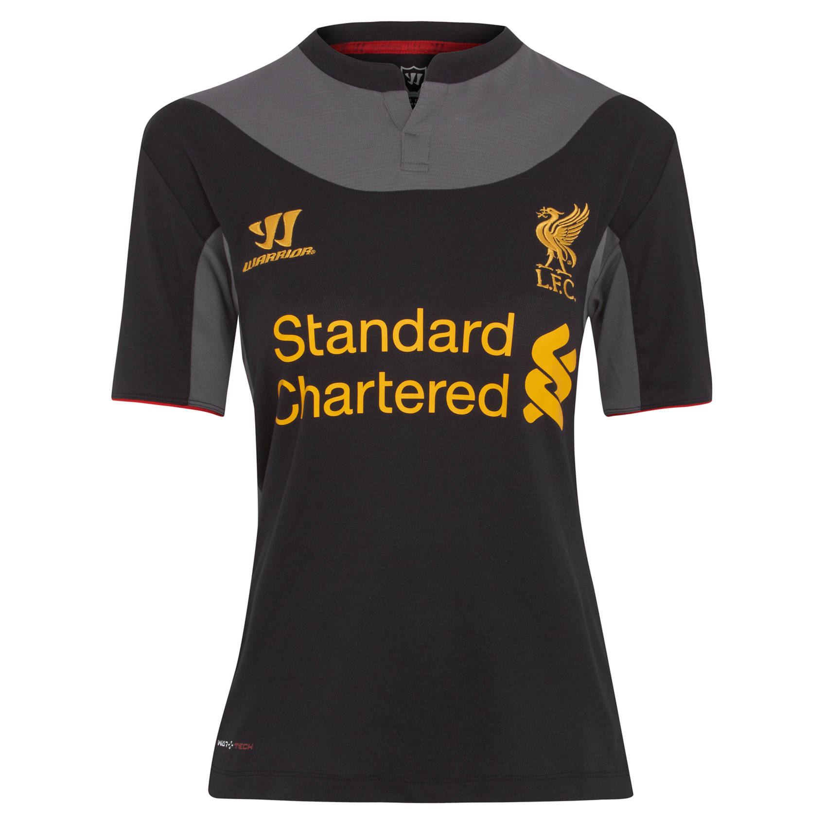 Liverpool Away Shirt 2012/13 Womens