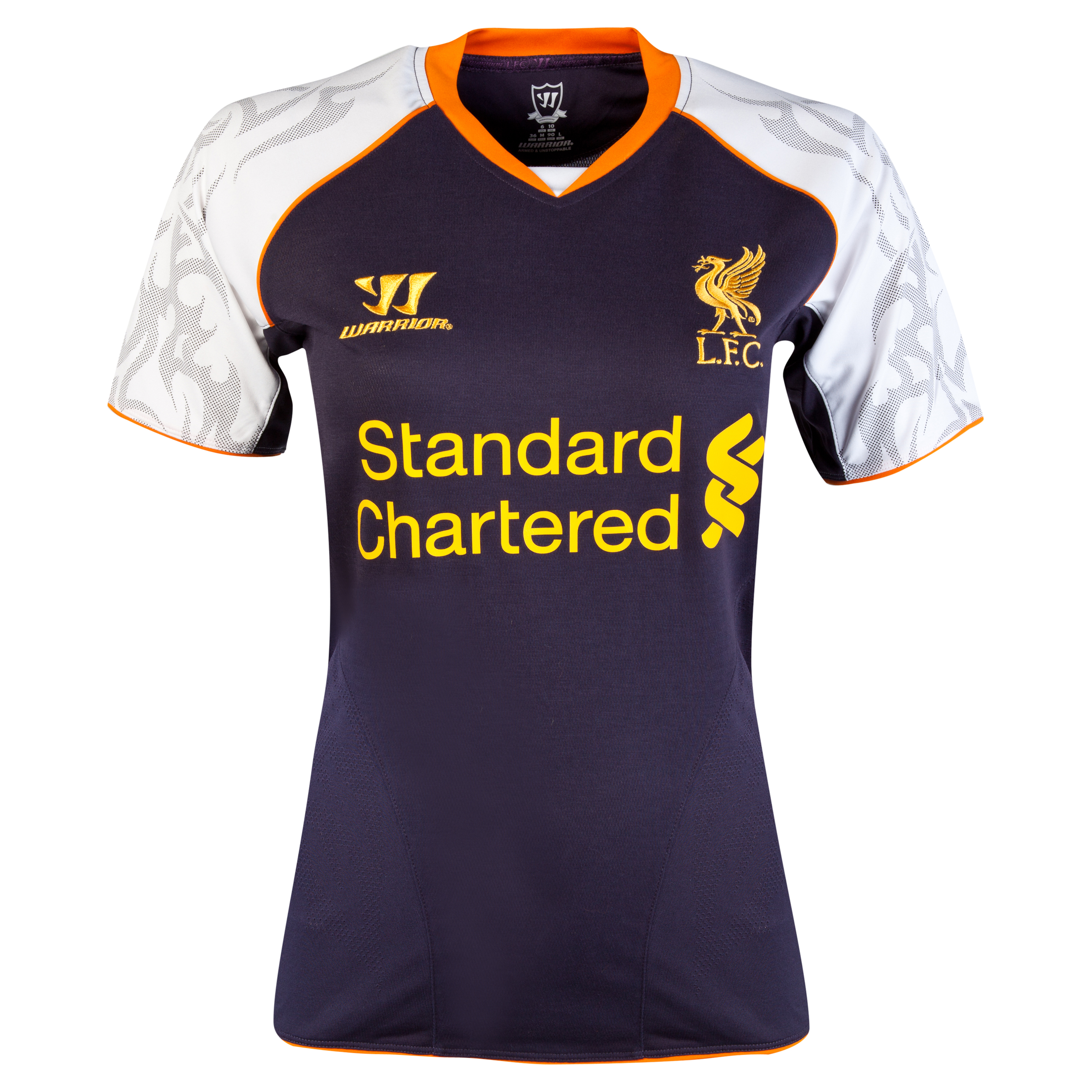 Liverpool Third Shirt 2012/13 Womens