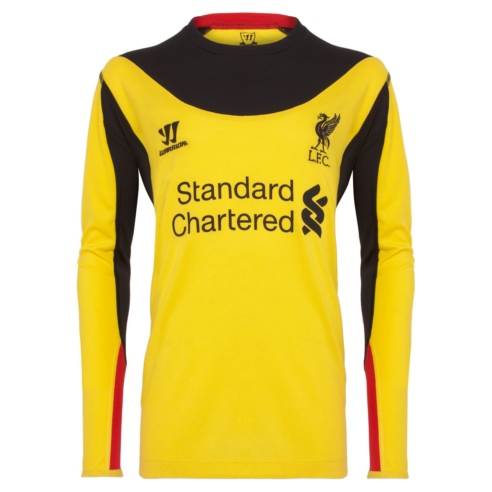 Liverpool Away Goalkeeper Shirt 2012/13 Youths