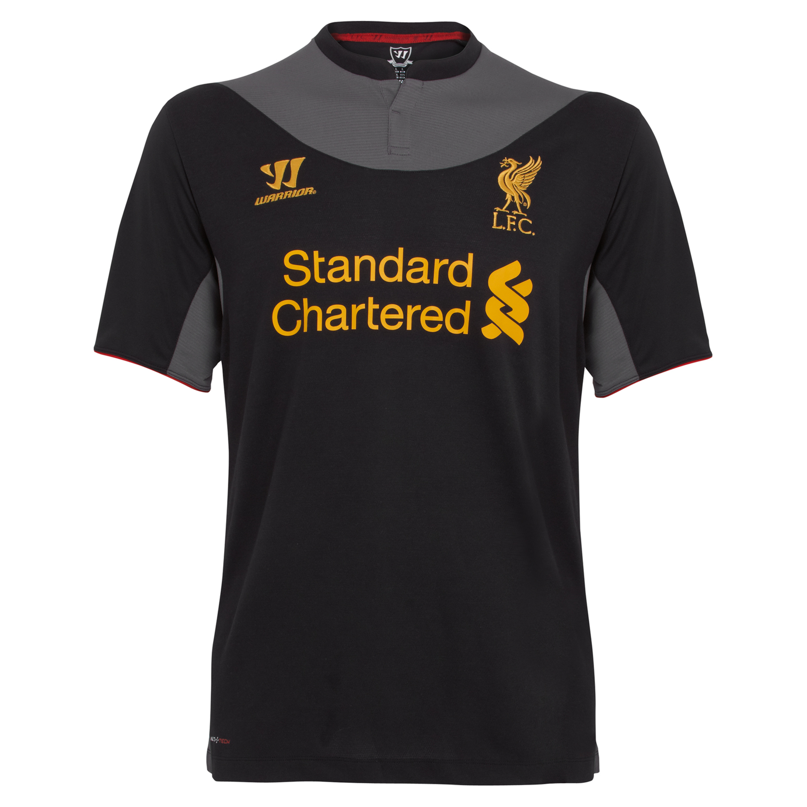 Liverpool Away Shirt 2012/13 Youths