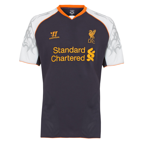 Liverpool Third Shirt 2012/13 Youths