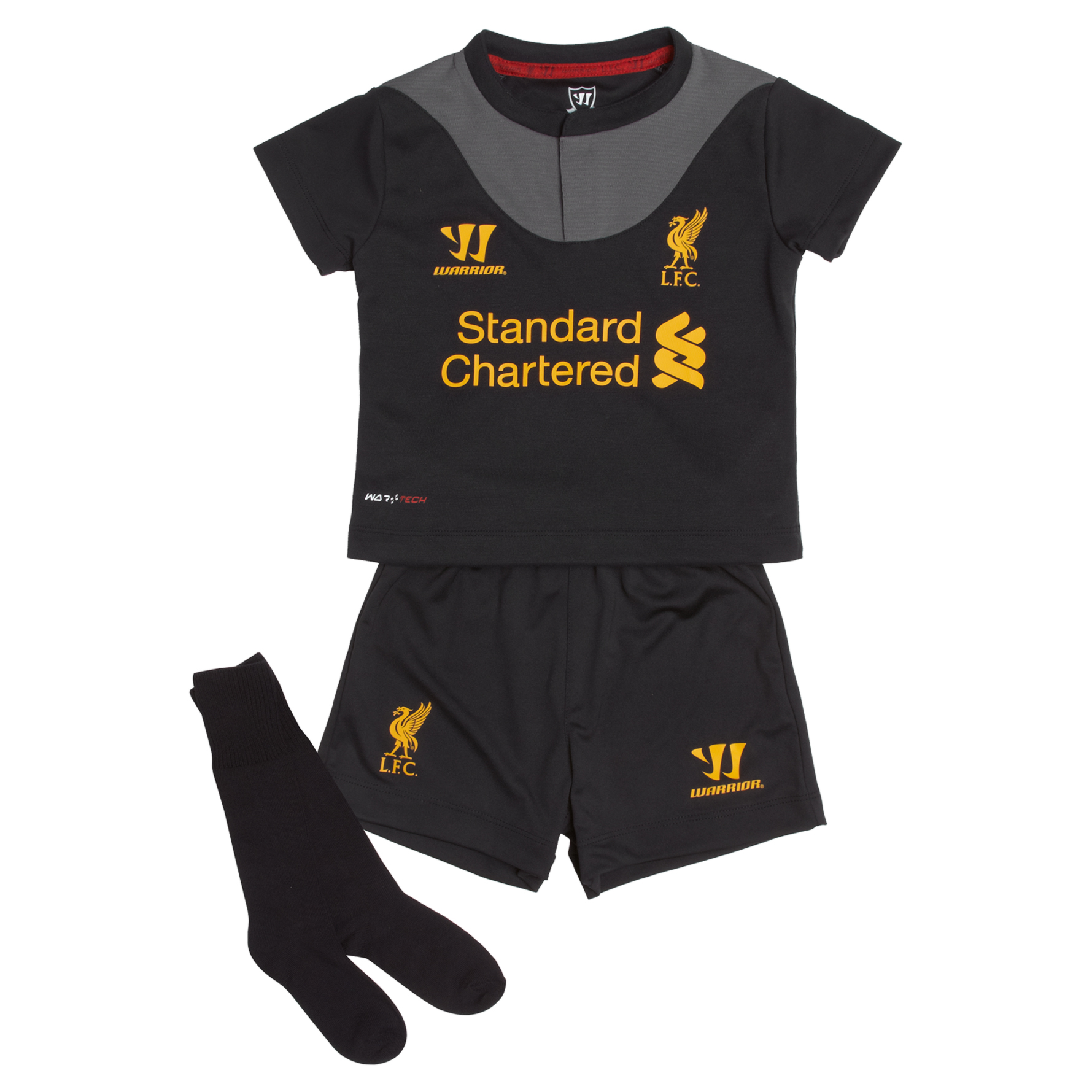 Liverpool Away Infant Kit 2012/13