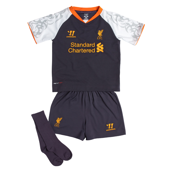 Liverpool Third Infant Kit 2012/13