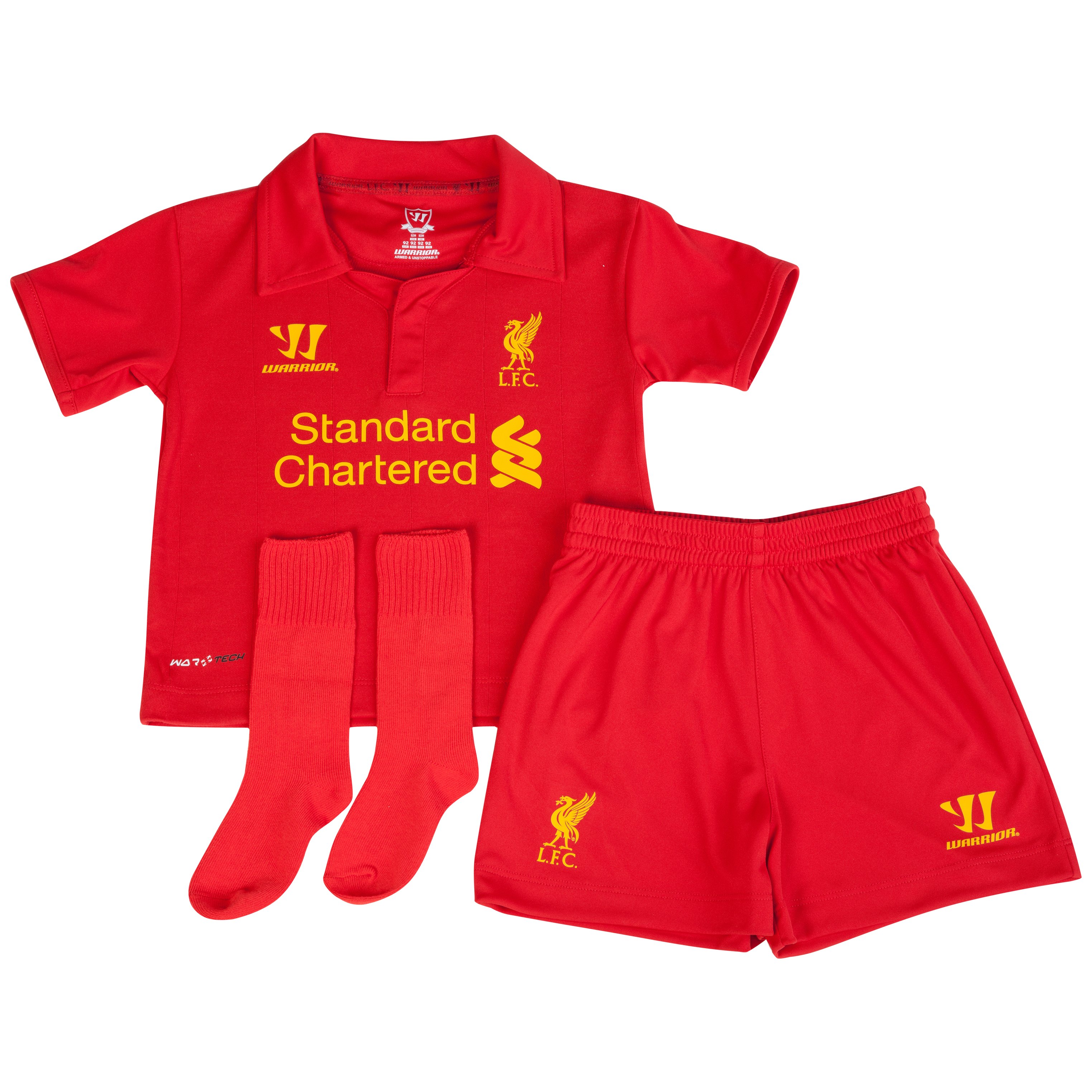 Liverpool Home Baby Kit 2012/13