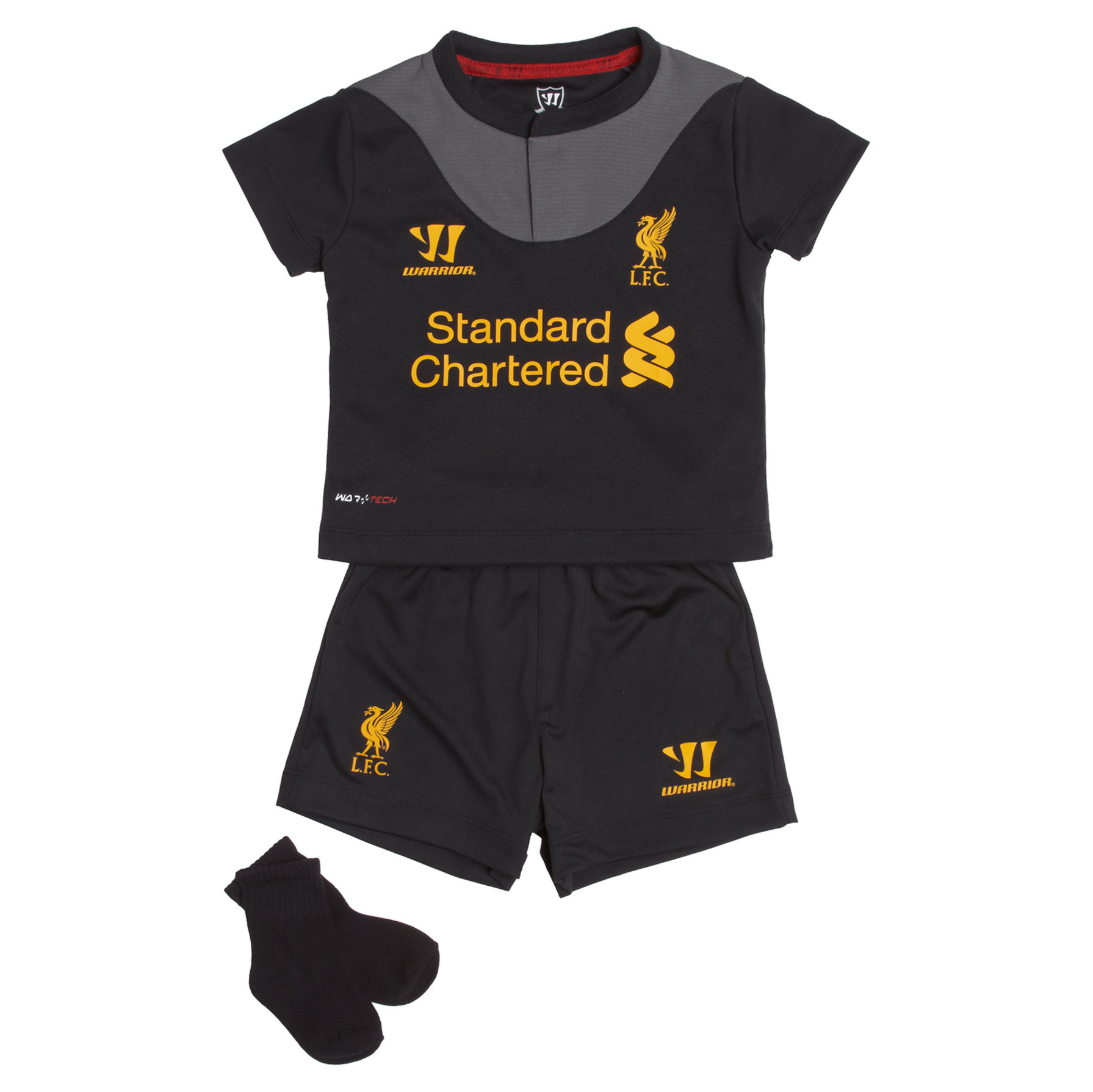 Liverpool Away Baby Kit 2012/13