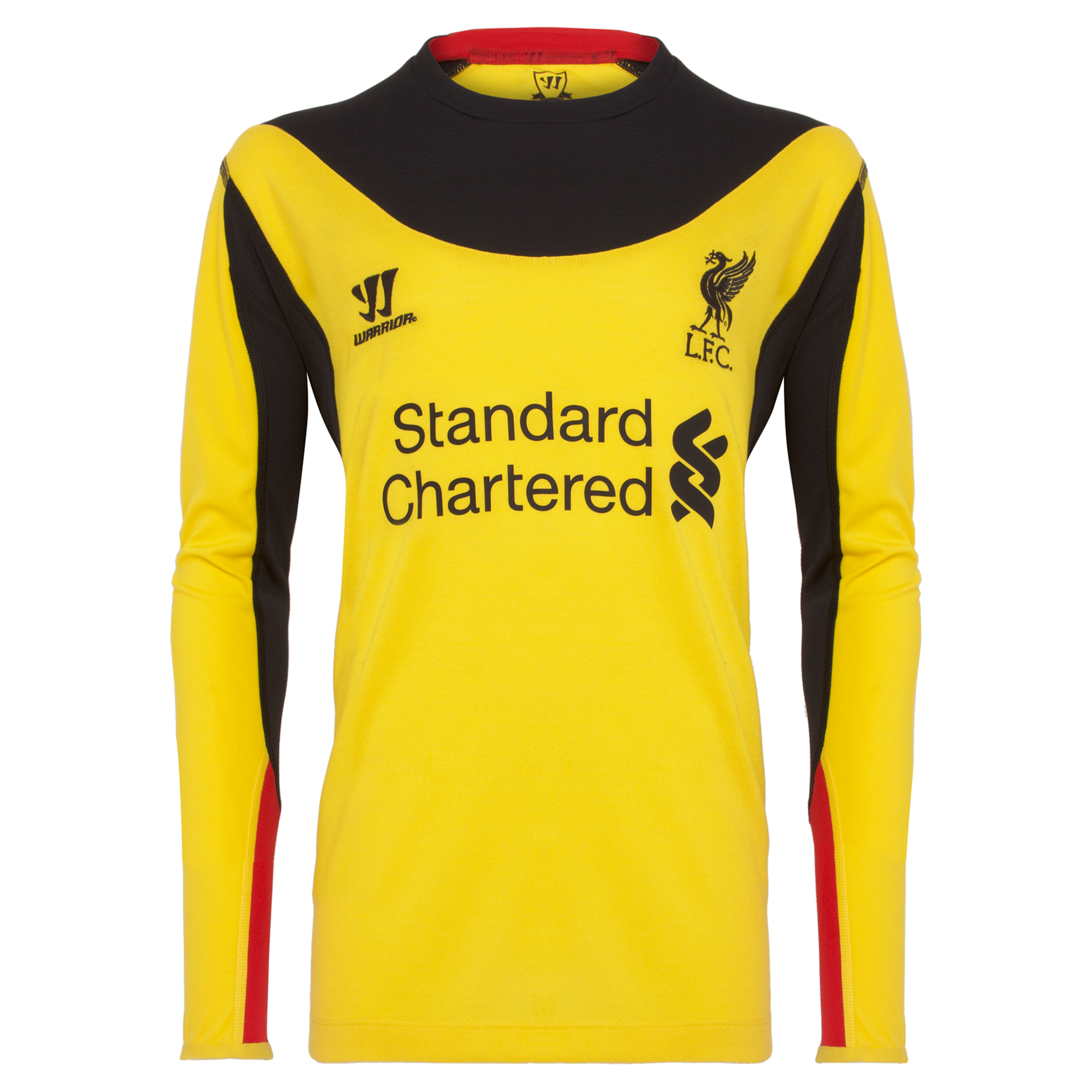 Liverpool Away Goalkeeper Shirt 2012/13