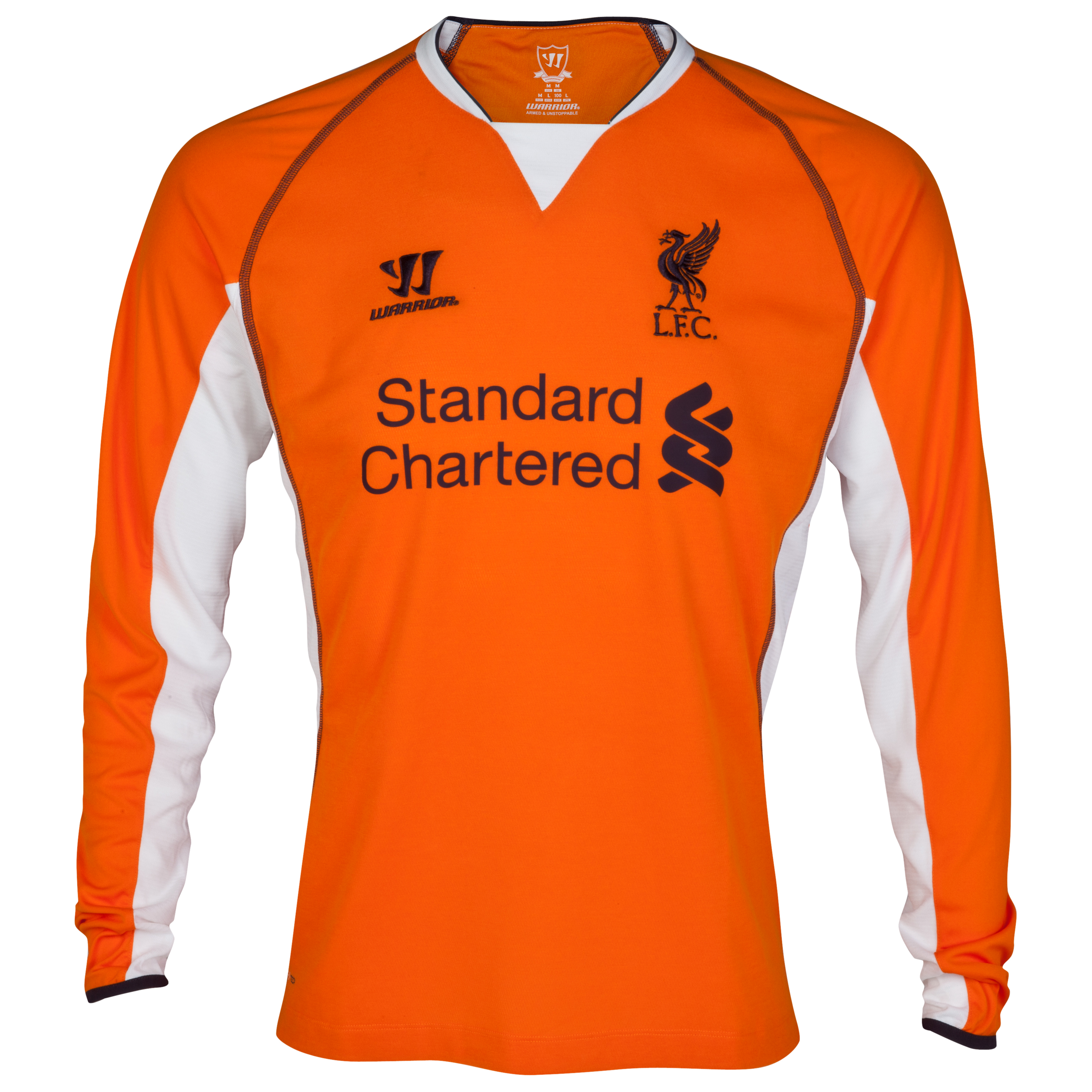 Liverpool Third Goalkeeper Shirt 2012/14