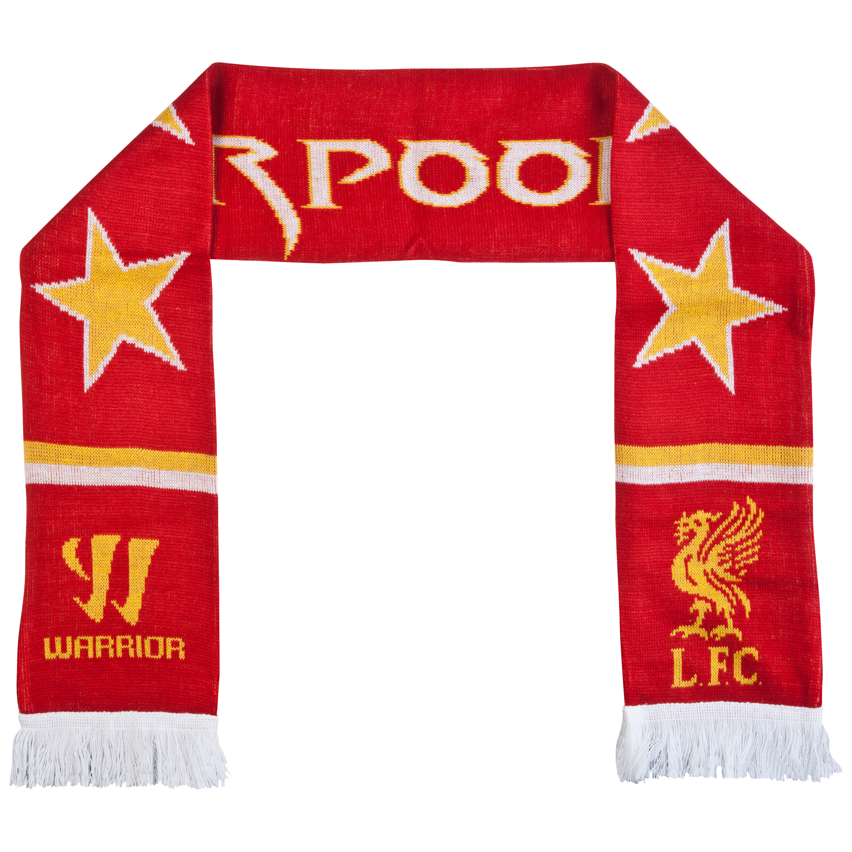 Liverpool Scarf  - High Risk Red
