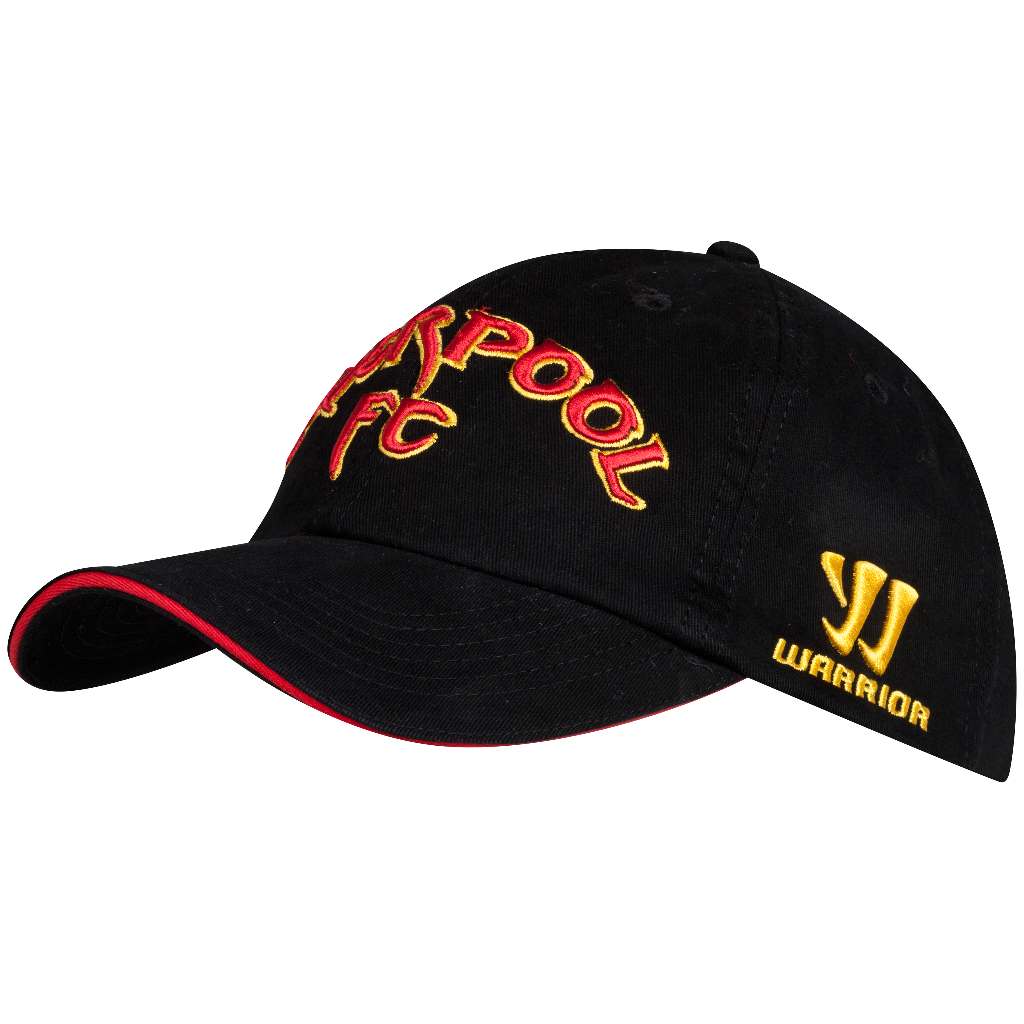 Liverpool Logo Cap - Black