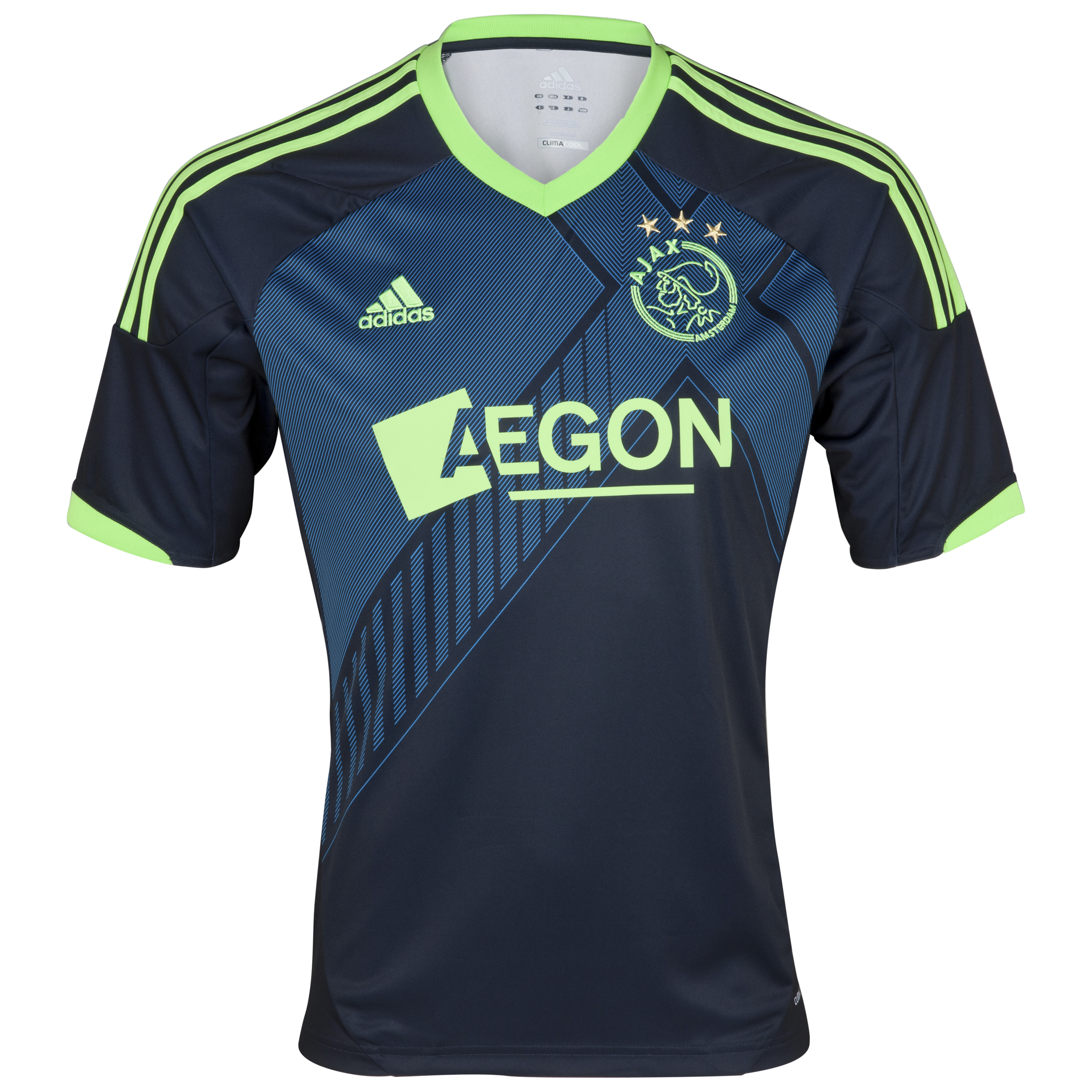 Ajax Away Shirt 2012/13