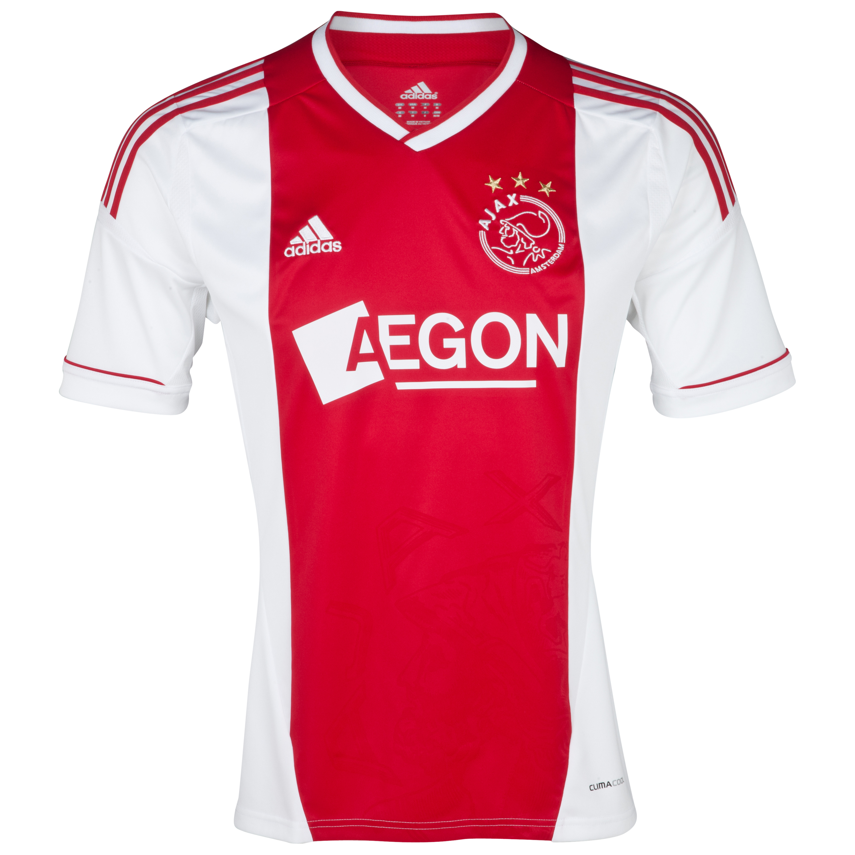 Ajax Home Shirt 2012/13