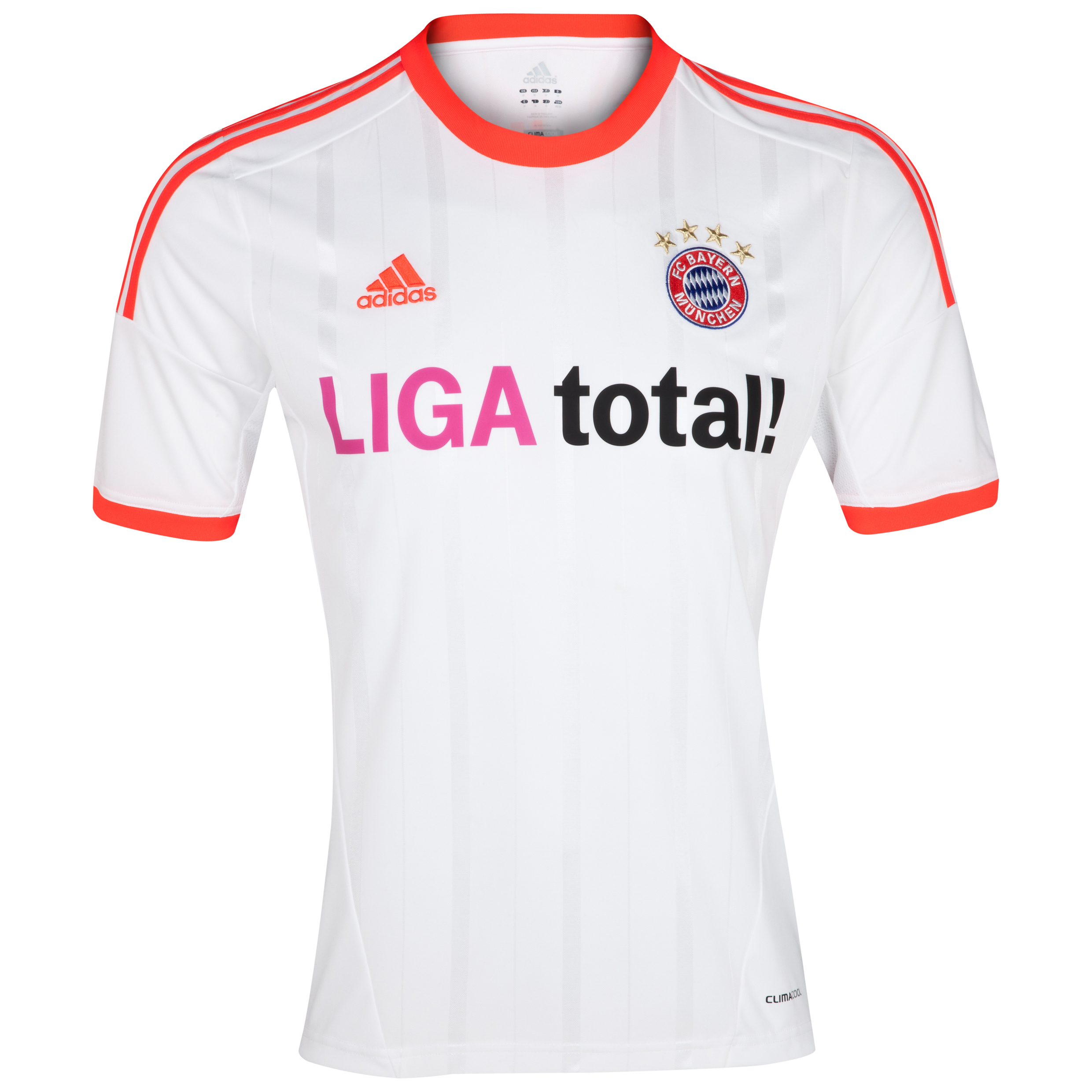 Bayern Munich Away Shirt 2012/13