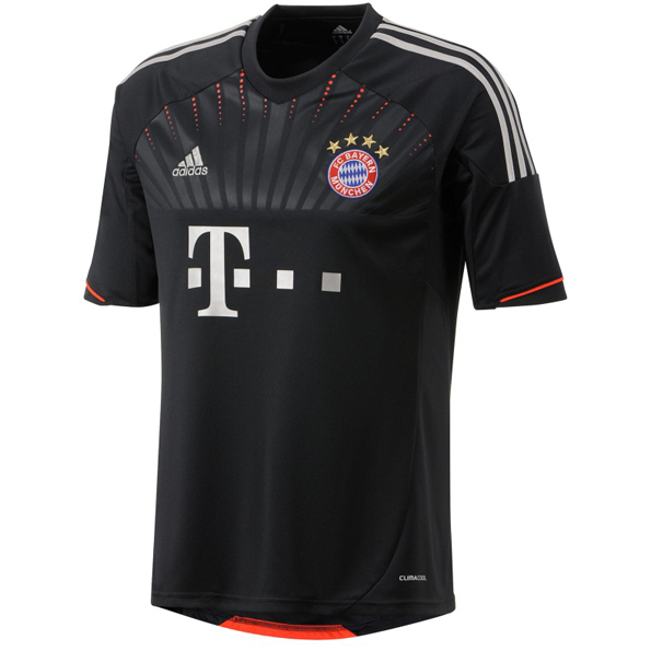 Bayern Munich Third Shirt 2012/13