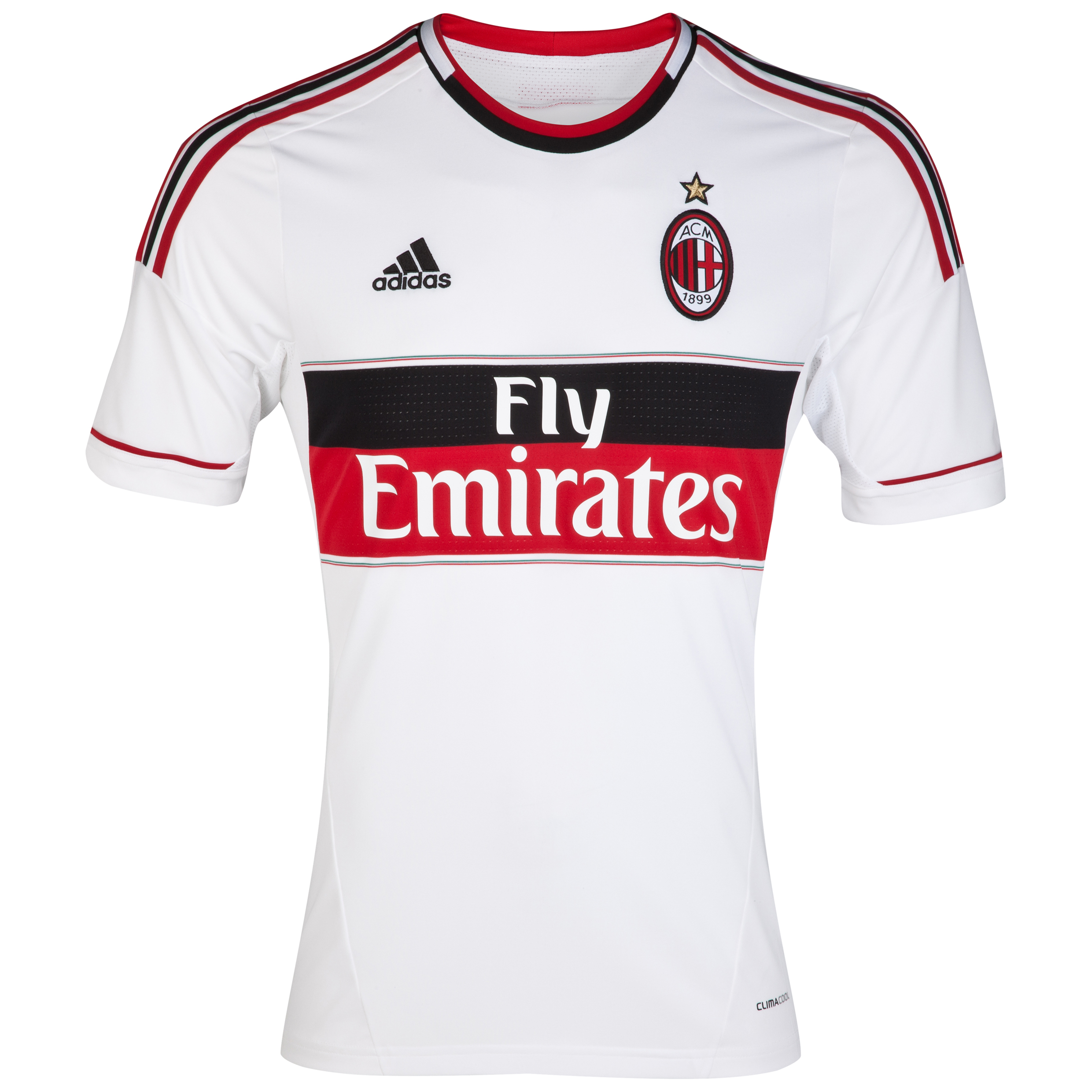AC Milan Away Shirt 2012/13 Youths