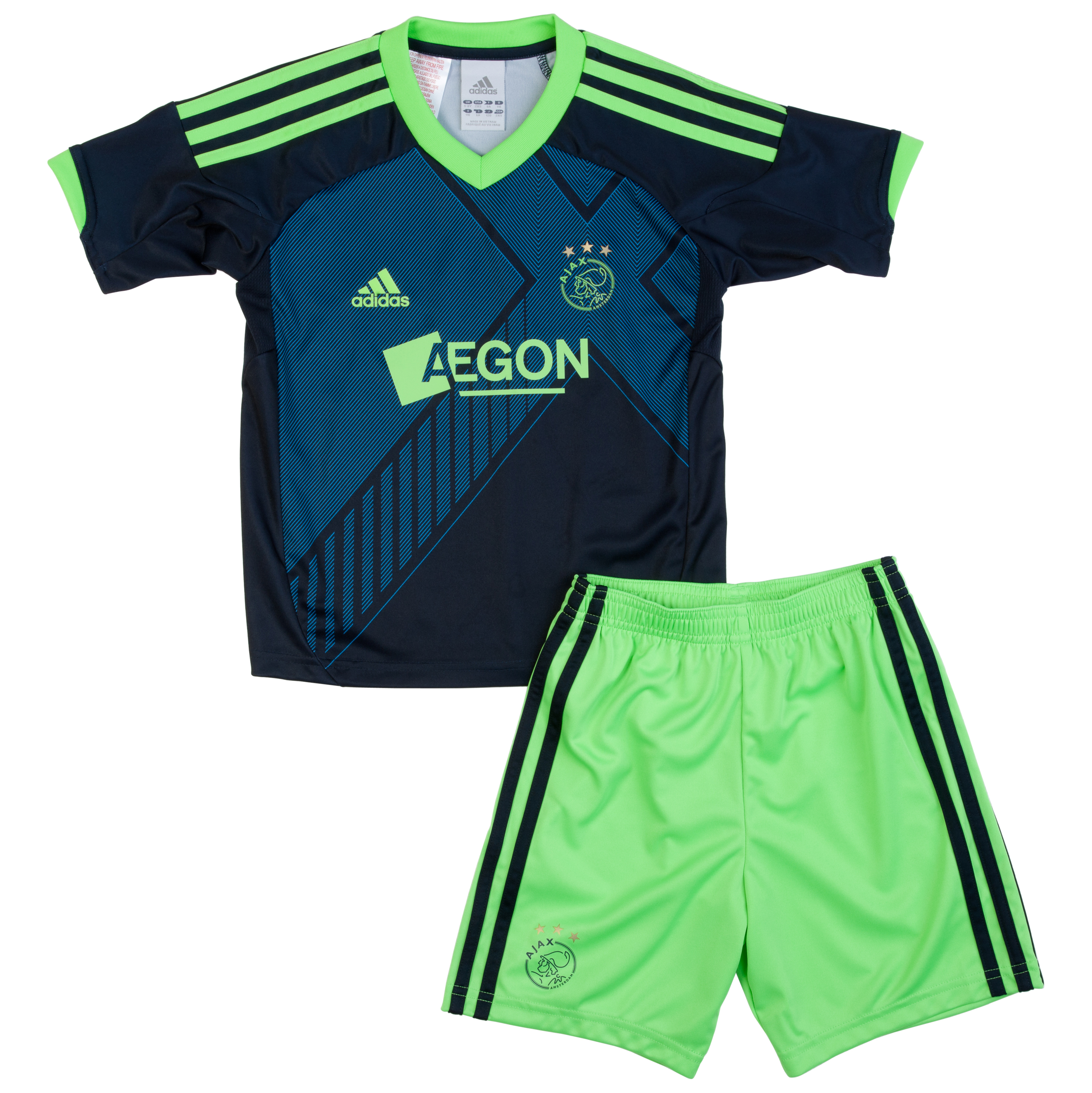 Ajax Away Minikit 2012/13
