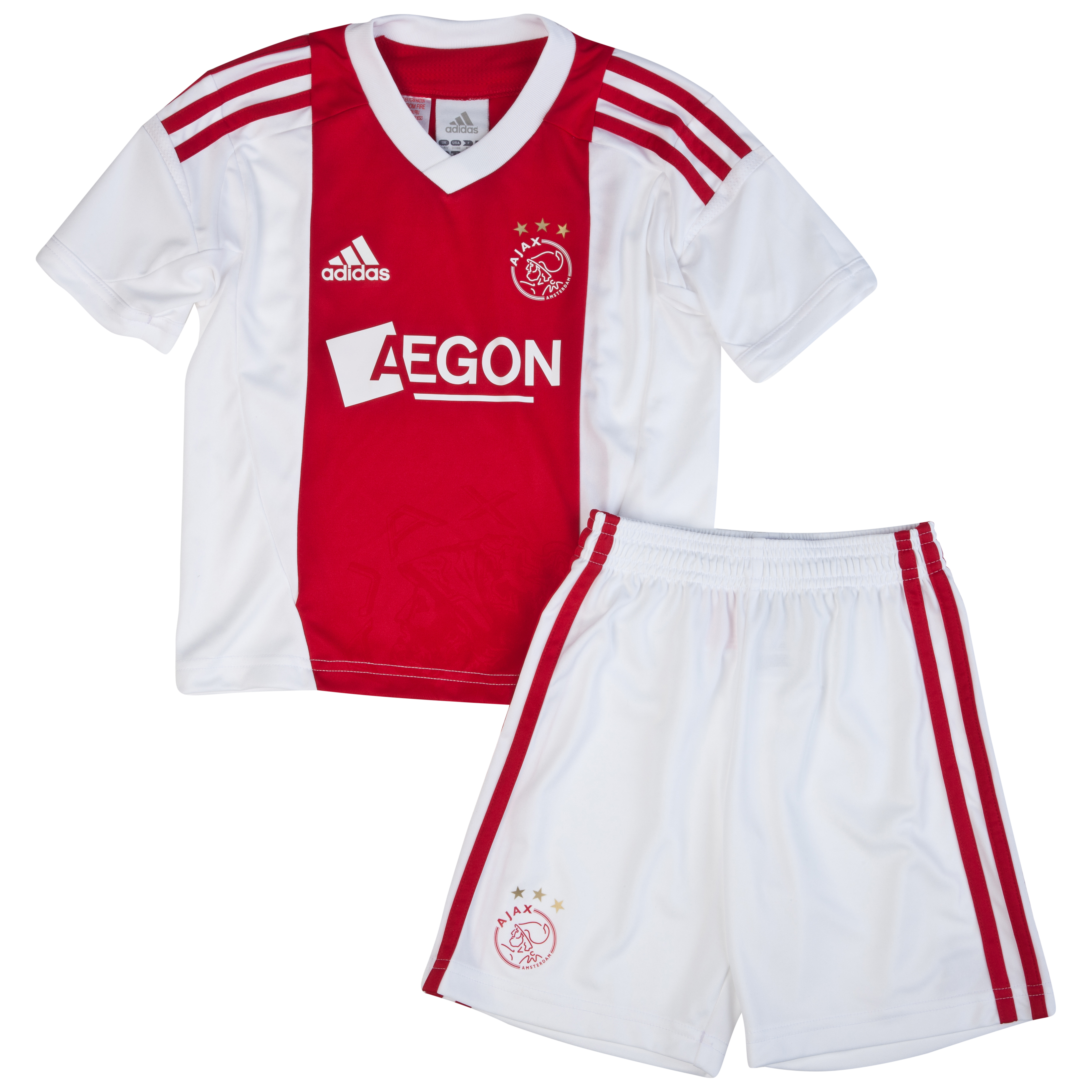 Ajax Home Minikit 2012/13