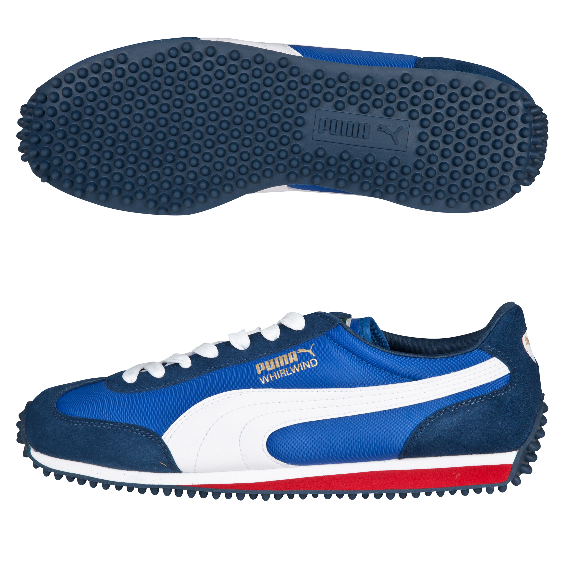 Puma Whirlwind Classic Trainers - Dark Denim/White/Puma Royal