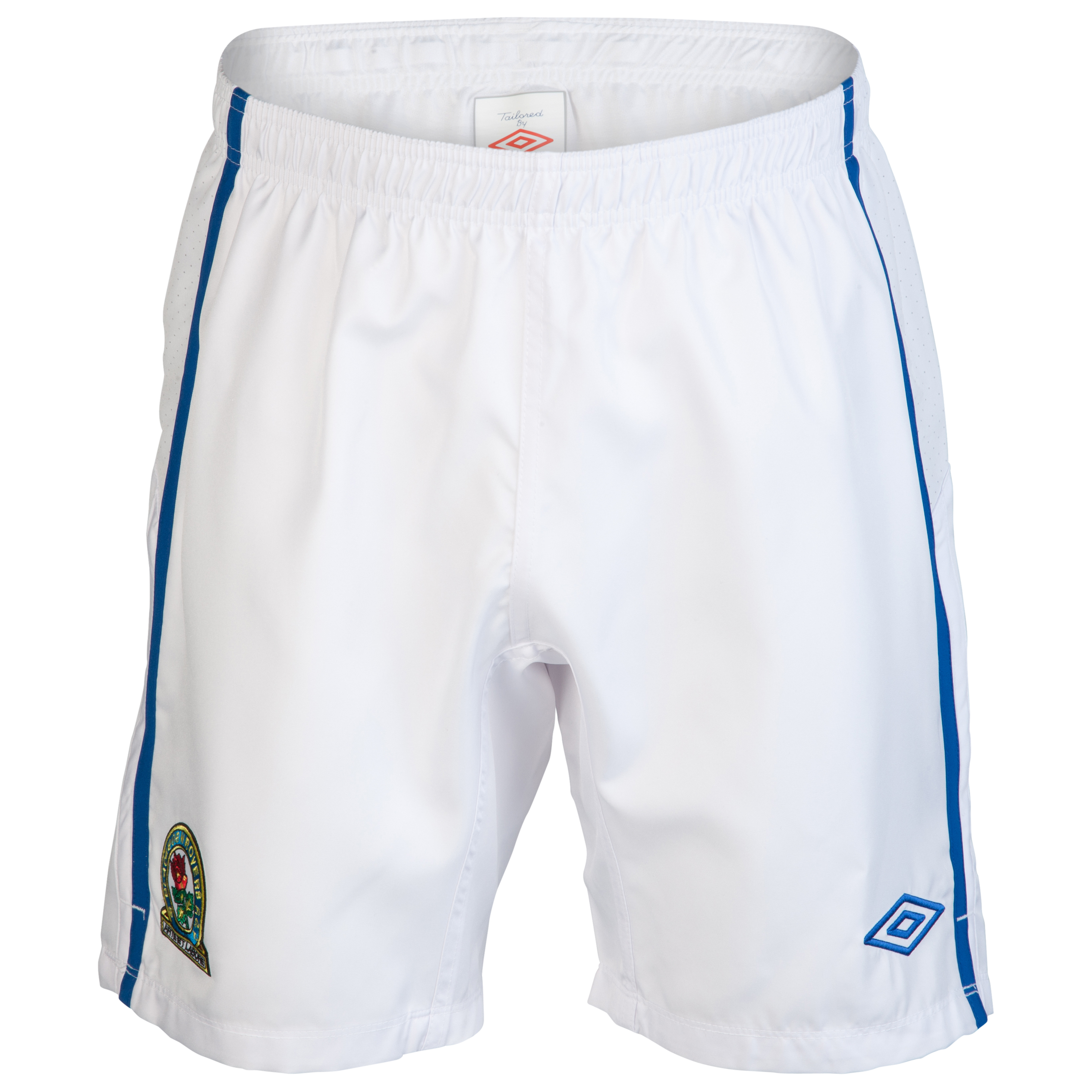 Blackburn Rovers Home Shorts 2012/13 - Kids